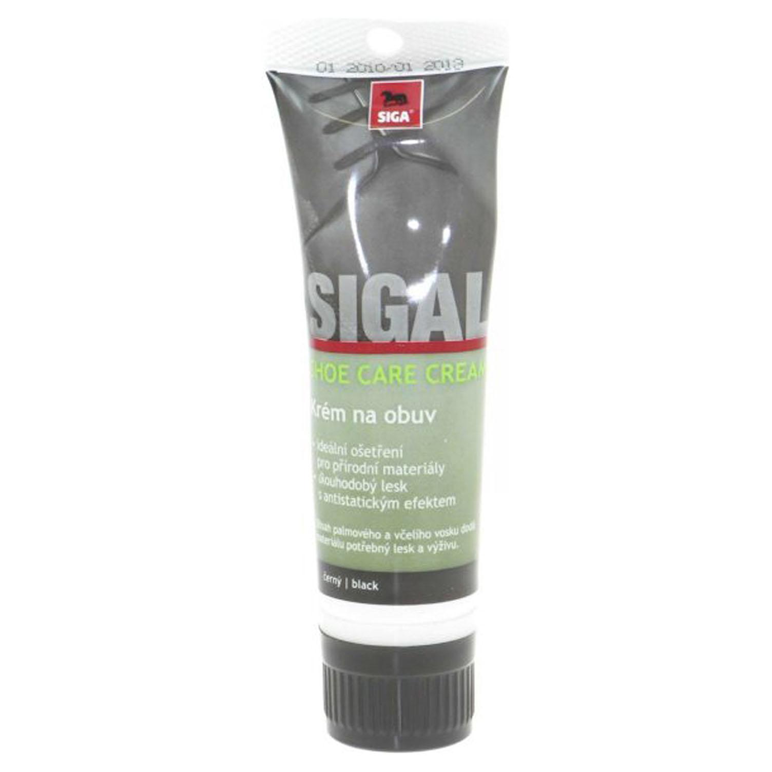 Ecco Sigal krém s aplikátorem - černý 12601393