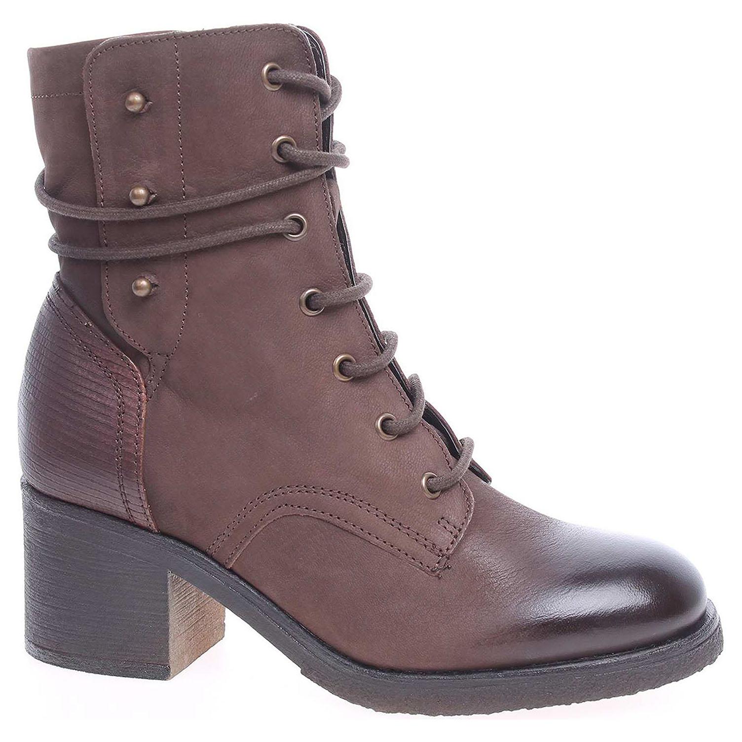 66ba80875f Ecco Dámská kotníková obuv Tamaris 1-25113-27 hnědé 22400476