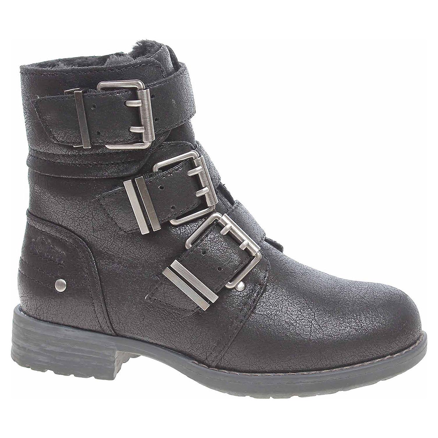 8bb8b9cec384c Ecco Dámská kotníková obuv s.Oliver 5-26460-39 černé 22400614