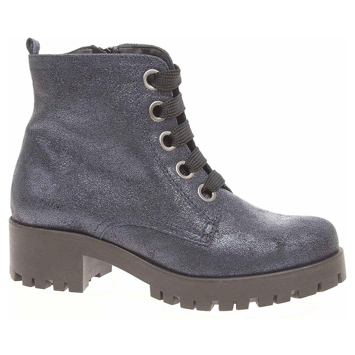 7f3e67373db43 Ecco Dámská kotníková obuv Tamaris 1-25217-39 navy metallic 22400654