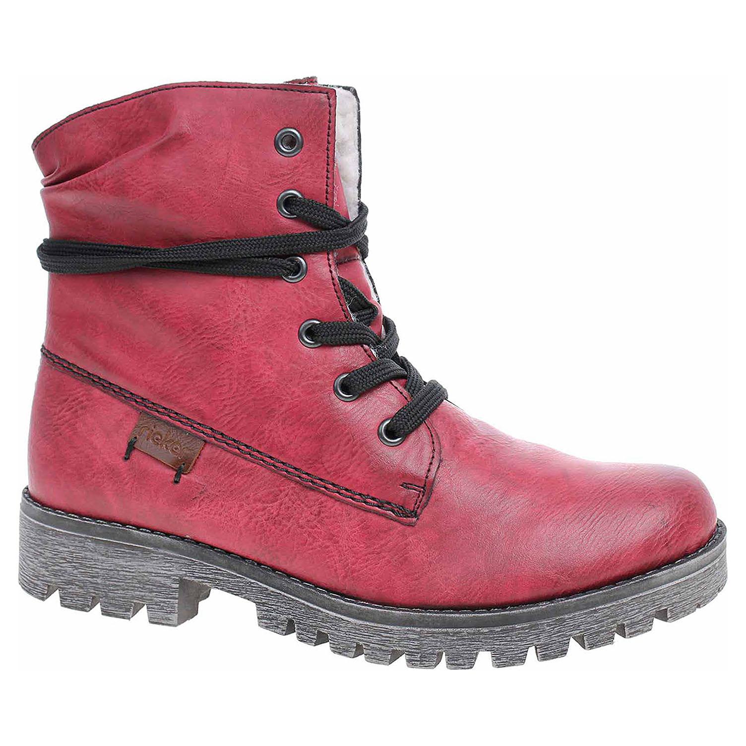 401cf48553 Ecco Dámská kotníková obuv Rieker 78550-35 rot 22400702