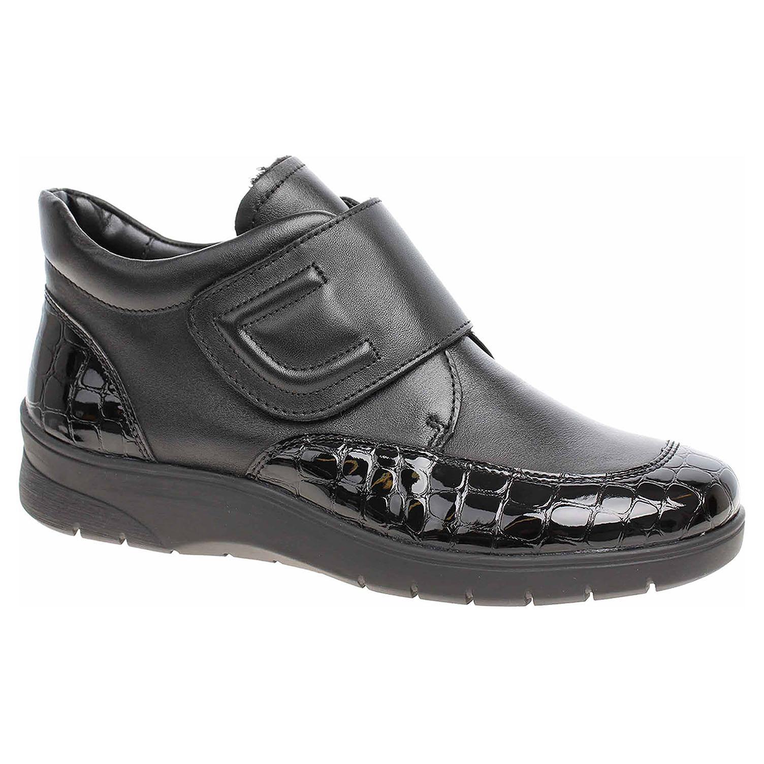 3209c30b861f Ecco Dámská kotníková obuv Ara 12-41054-65 schwarz 22400718