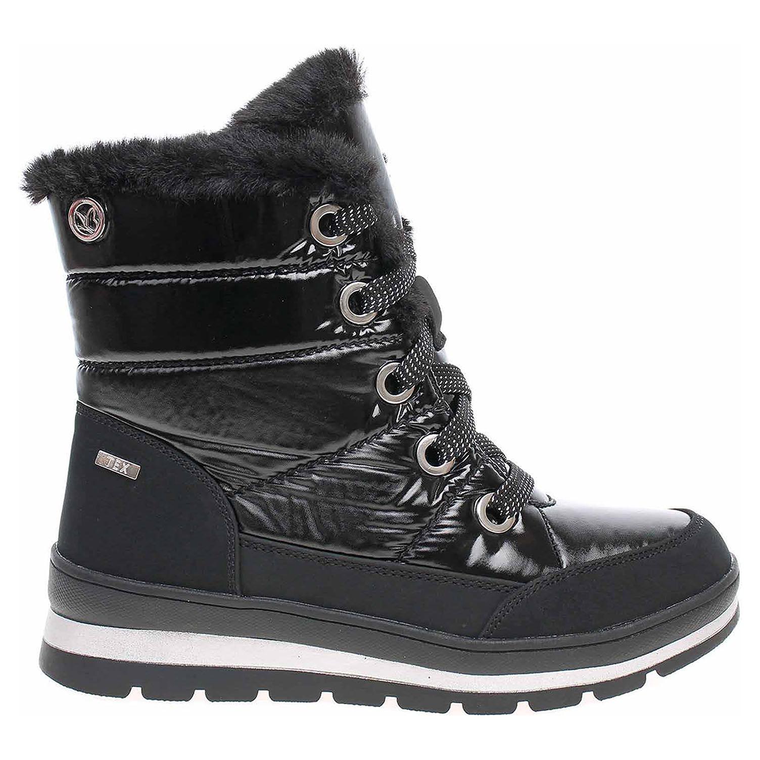 Ecco Caprice dámská obuv 9-26221-21 black comb 22400745 ff00fc1185e
