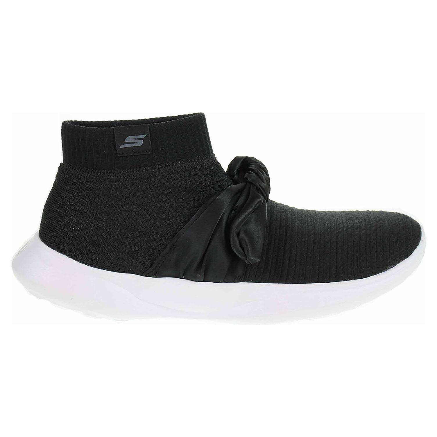 Ecco Skechers Serene - Contour black-white 22400767 a7bf0000a5