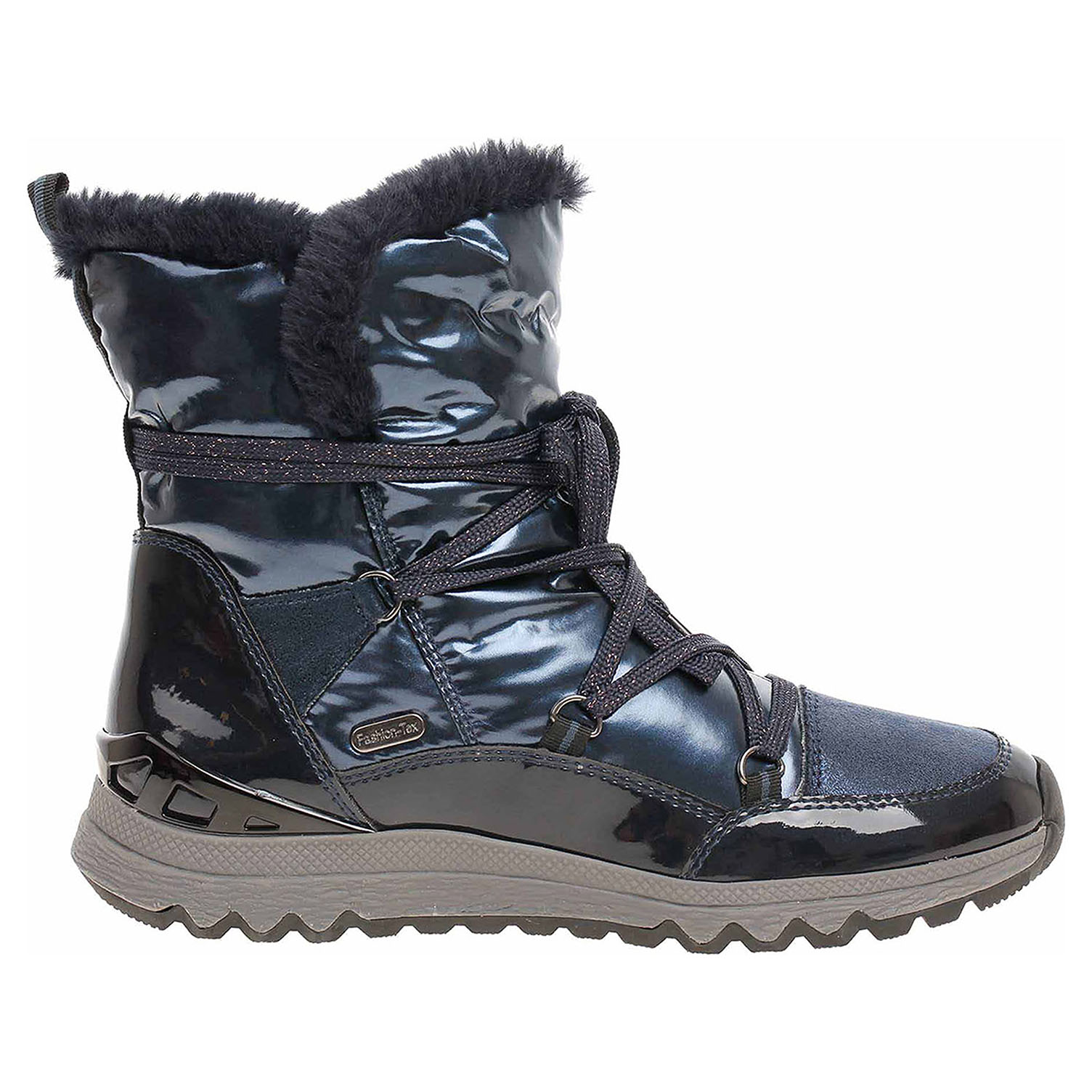 Ecco Marco Tozzi dámská obuv 2-26831-21 navy comb 22400773 4474226883f