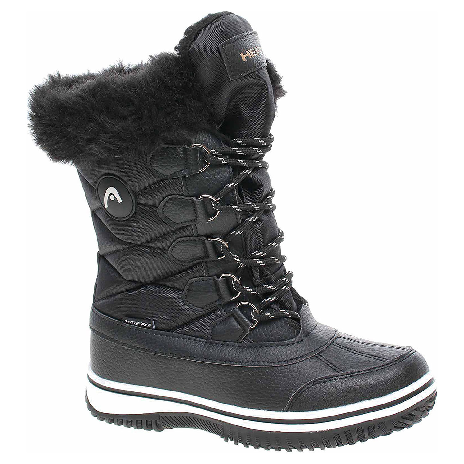 960e37d89f6c Ecco Dámské sněhule Head H1-231-36-03 black 22700188