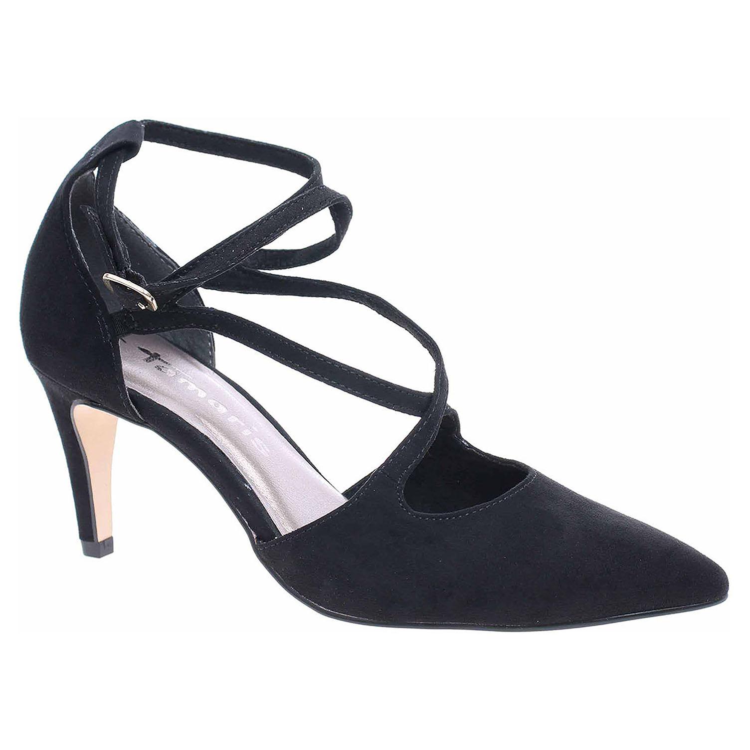 3fba1baa736a Ecco Dámská společenská obuv Tamaris 1-24440-22 black 22901437