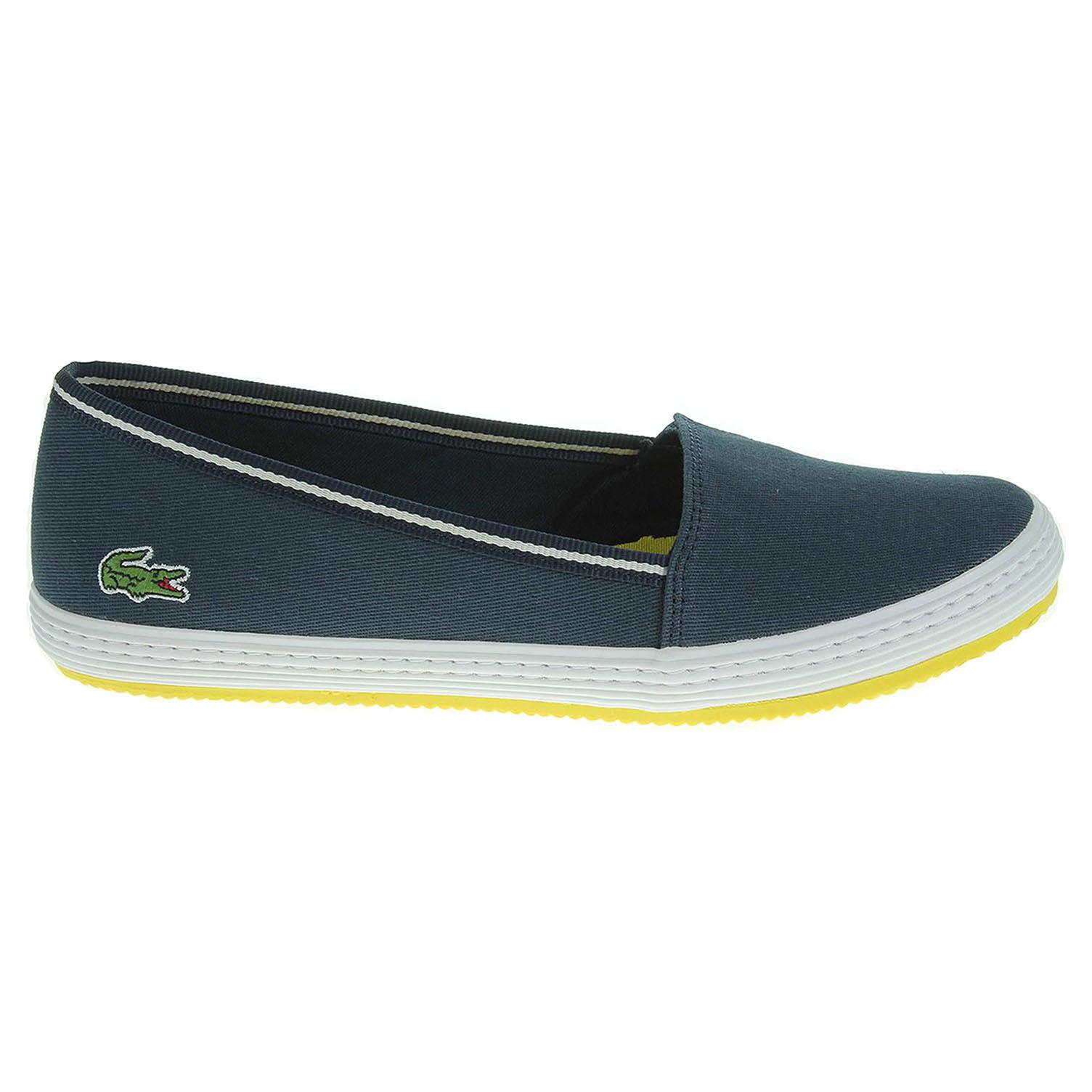 Ecco Lacoste Orane dámská obuv modrá 23000817 f472b7a69bf