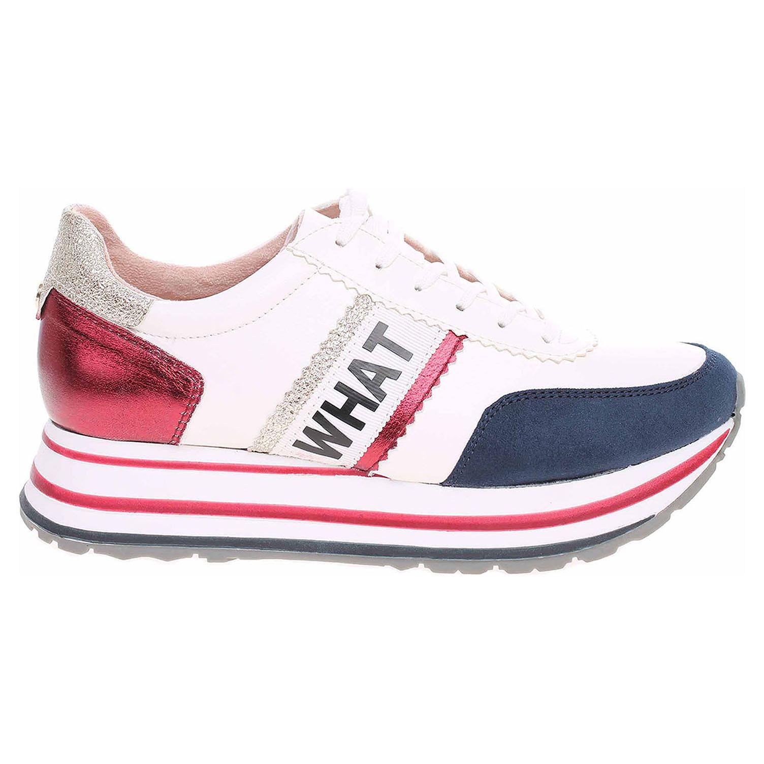37e5ca3a264 Ecco Tamaris dámská obuv 1-23737-22 white comb 23100693