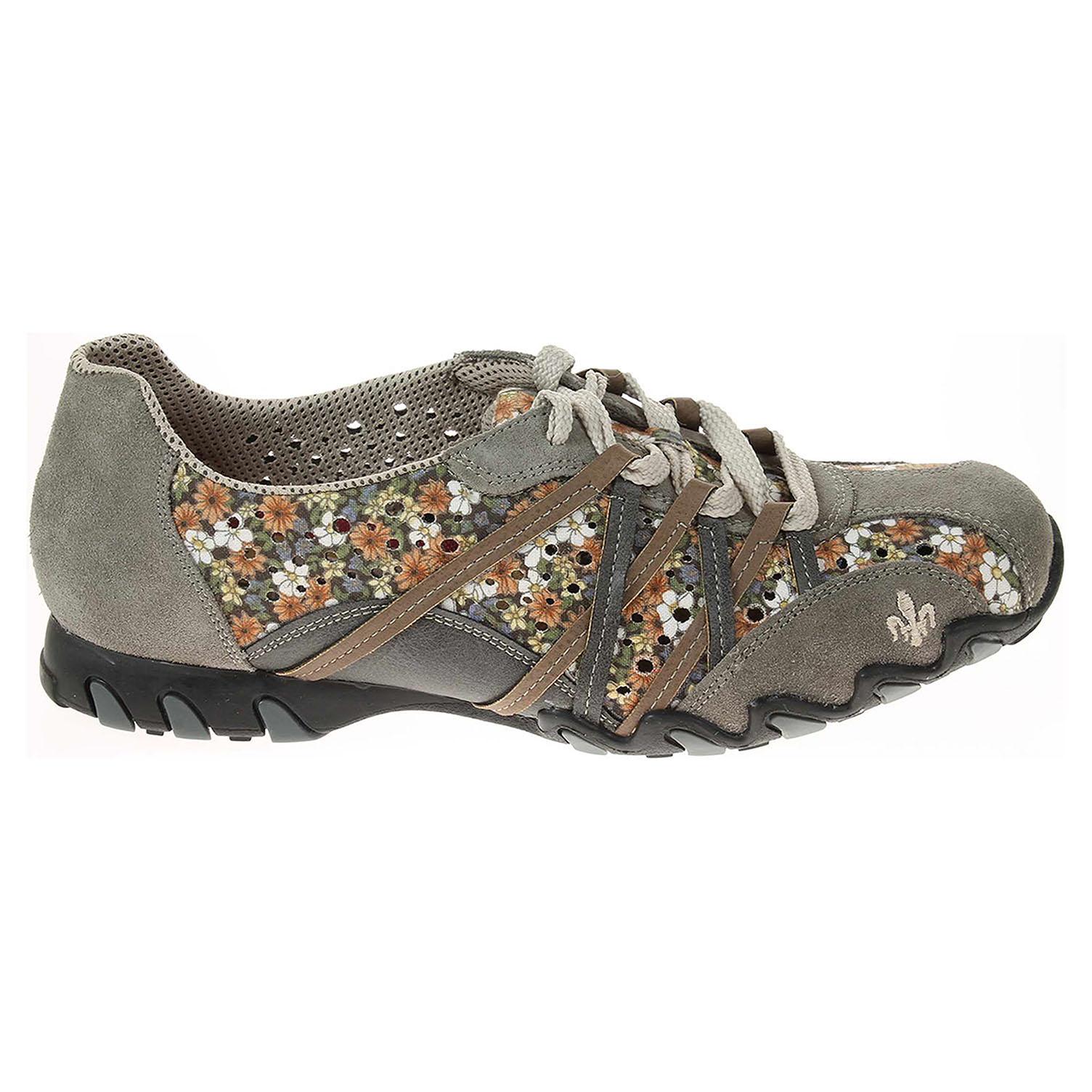 Rieker dámská obuv 49025-43 šedá 41