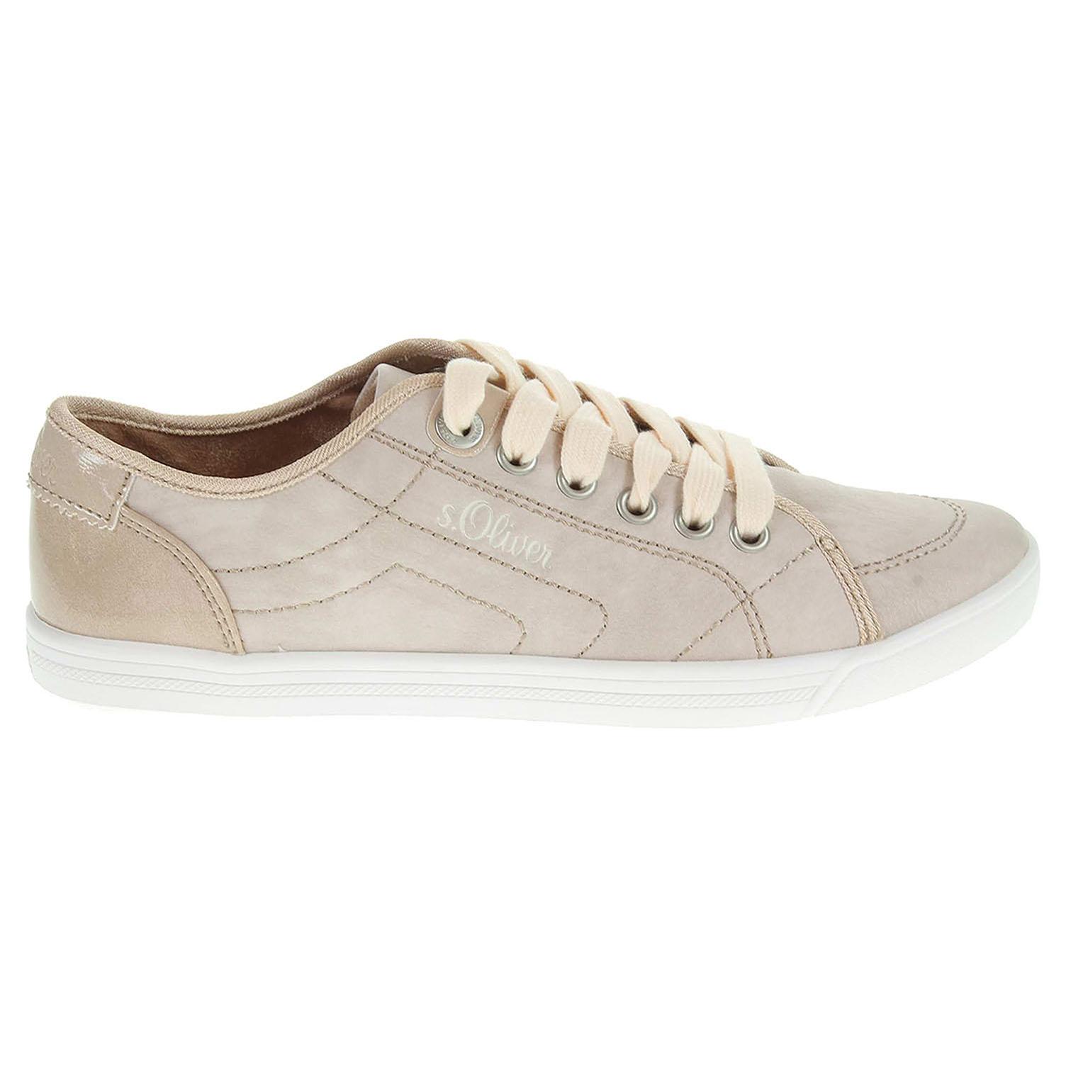 s.Oliver dámská obuv 5-23631-26 béžová 42