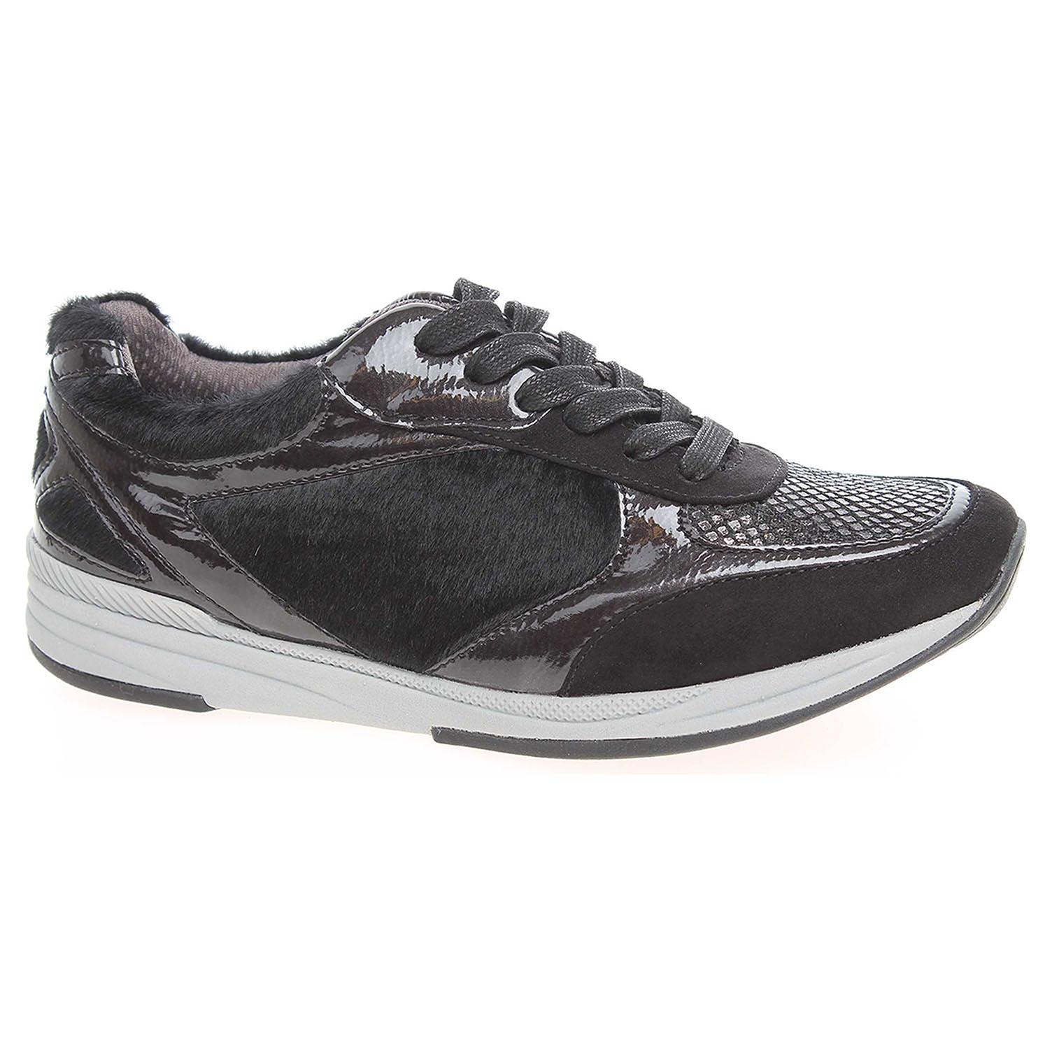 Ecco Dámská obuv Ara 64422-07 černá 23200557