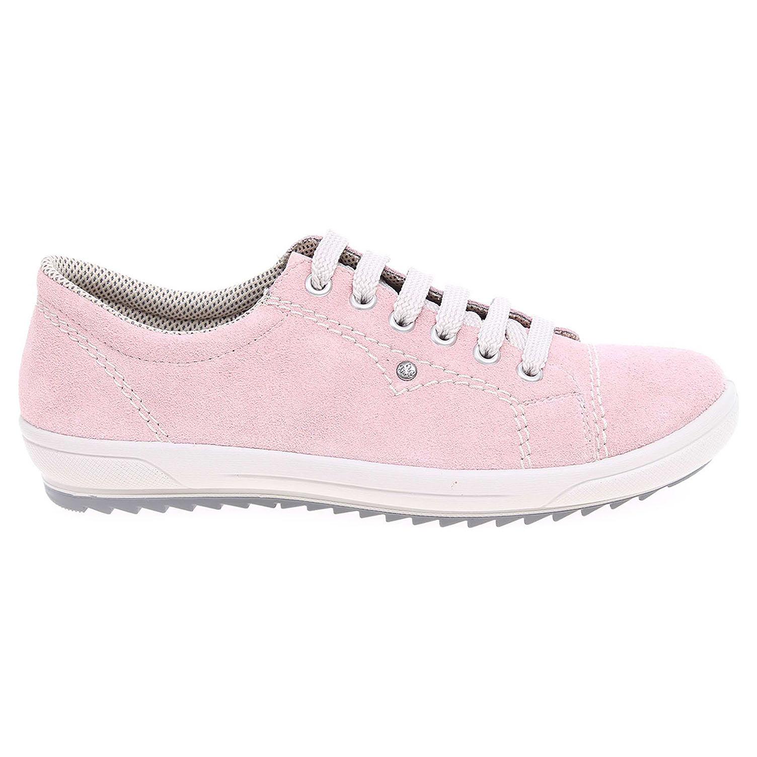 Ecco Rieker dámská obuv M6014-31 růžová 23200641 ec3c76477ae