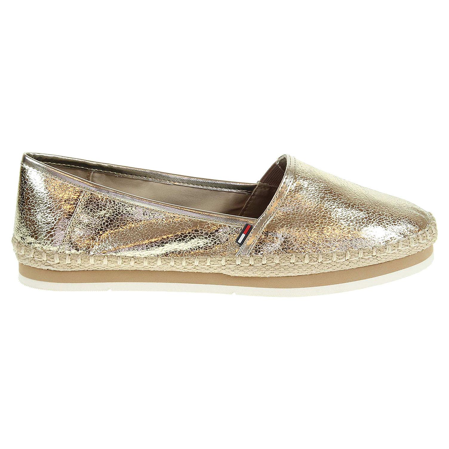 a585697572f Ecco Tommy Hilfiger dámská obuv FW0FW00797 S1385PY 1Z zlatá 23200685