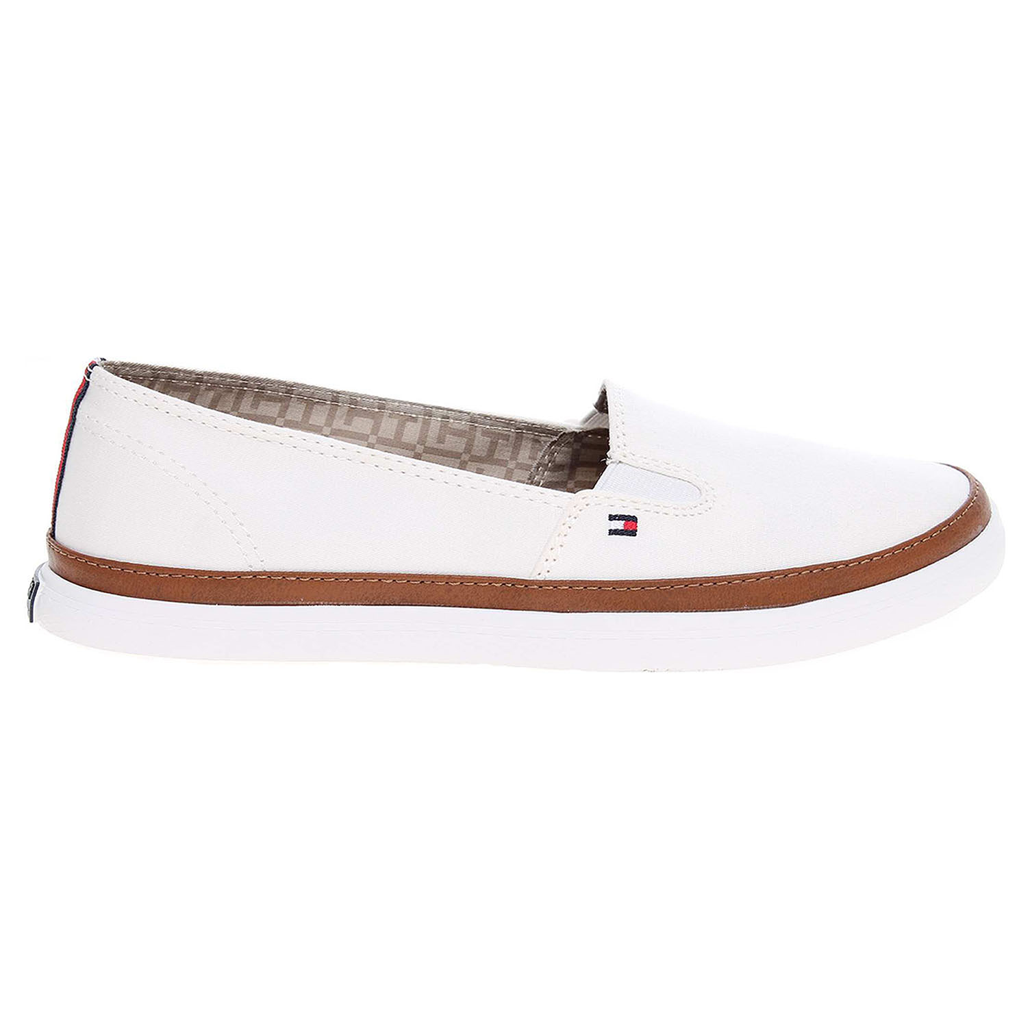 Ecco Tommy Hilfiger dámská obuv FW0FW01656 K1285ESHA 7D bílá 23200690 3fc548b8ebf