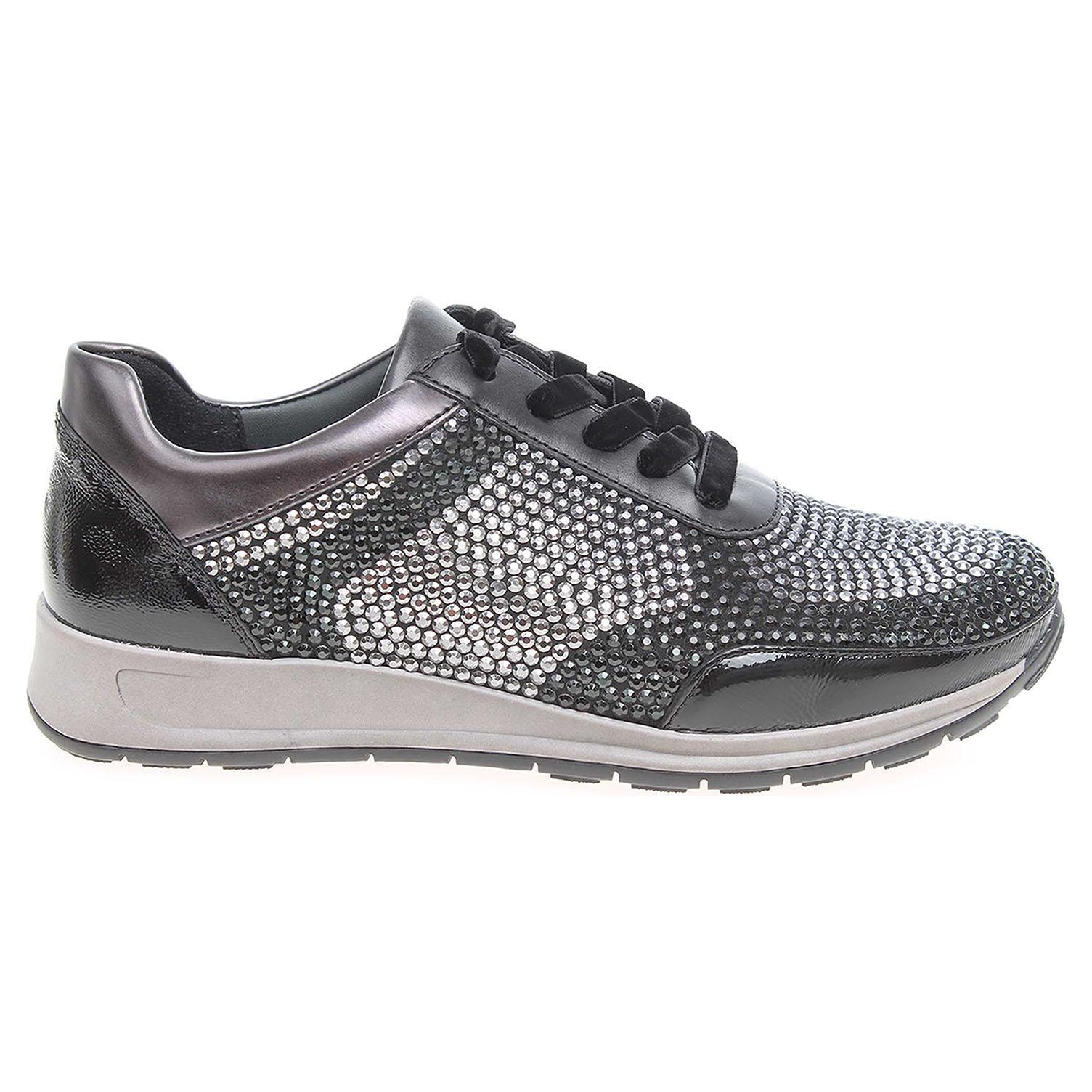 Ecco Ara dámská obuv 44567-05 černá 23200730 fb8253b4a6