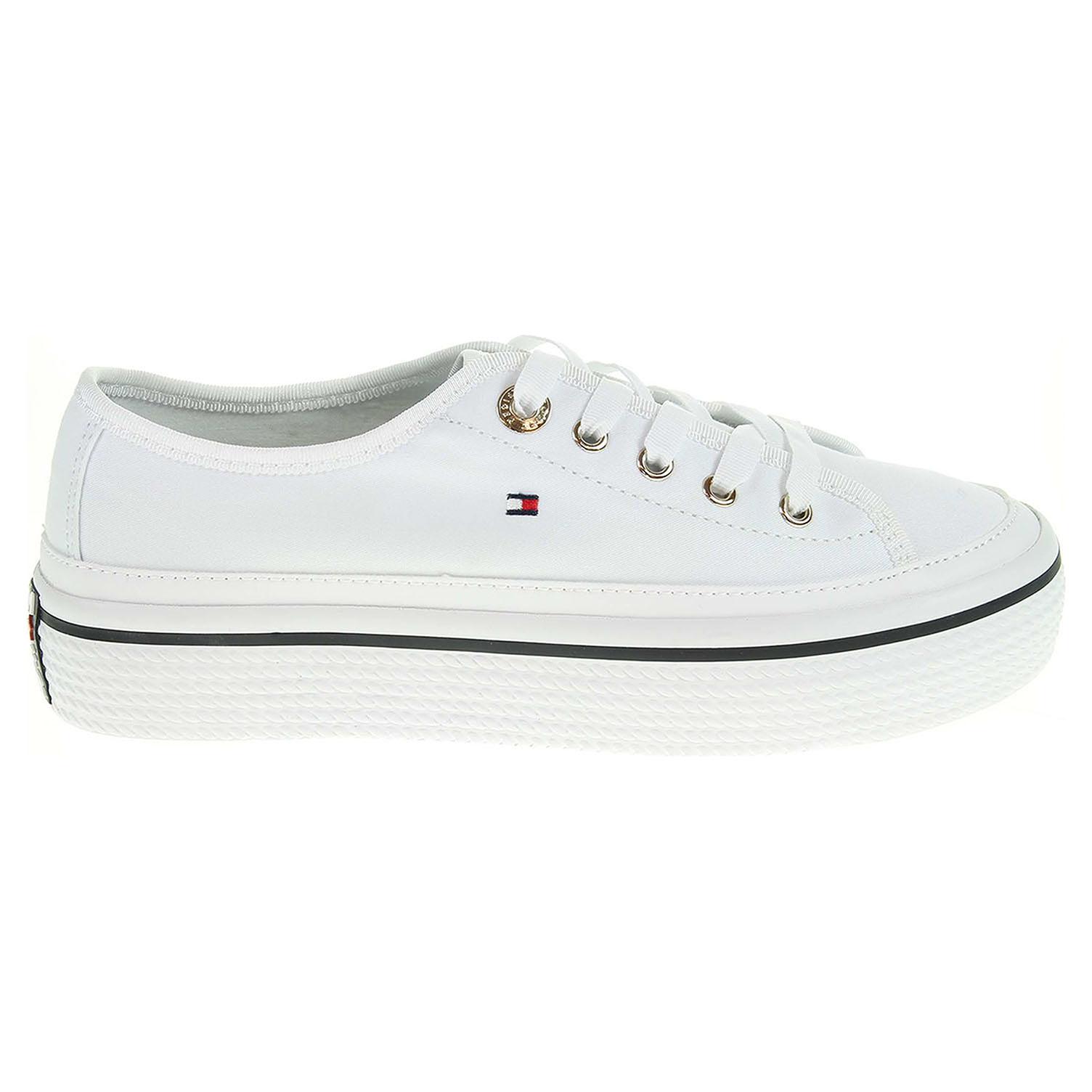 836657f1f4b Ecco Tommy Hilfiger dámská obuv FW0FW02456 white 23200747