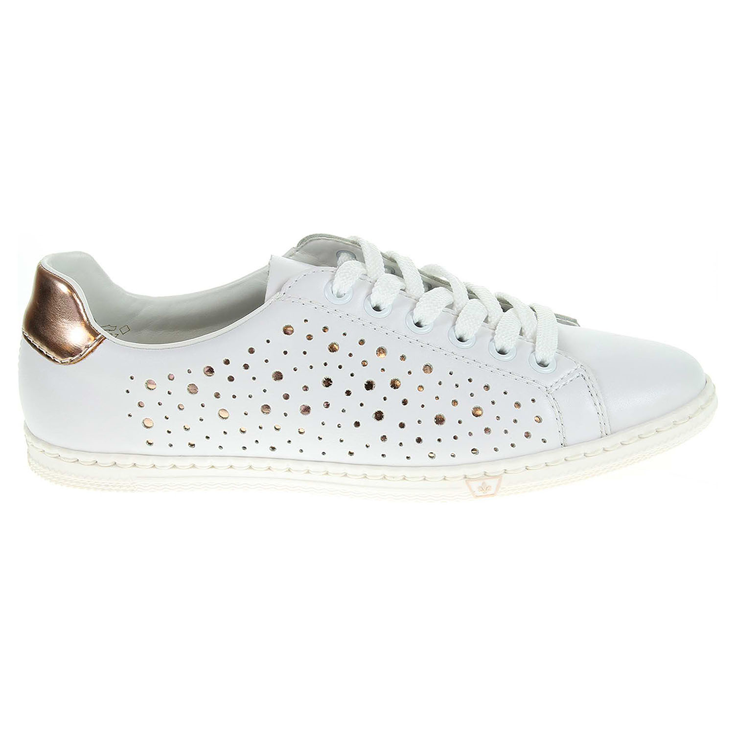 Ecco Rieker dámská obuv M2714-81 weiss 23200757 8458905bb71