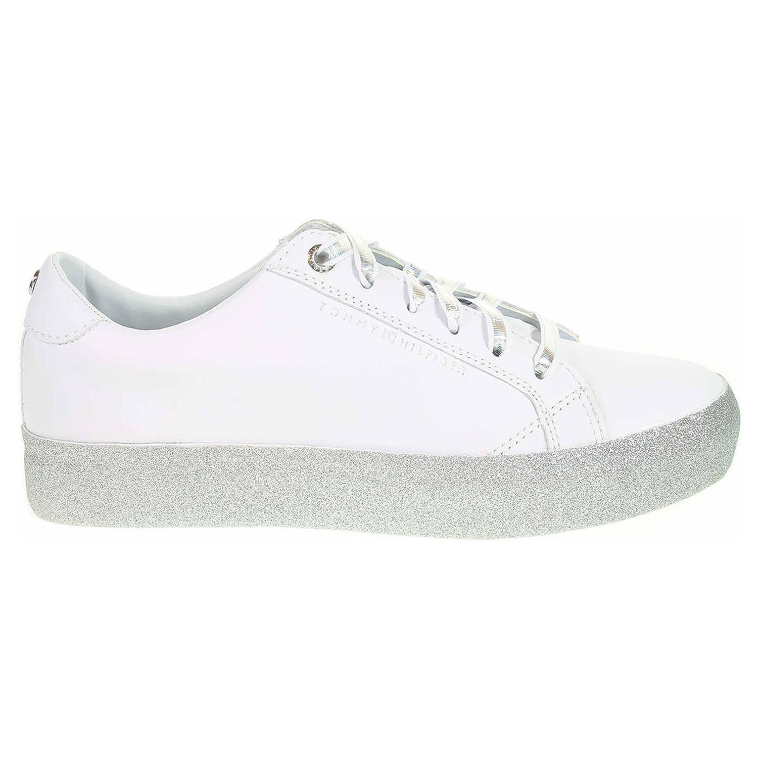 Ecco Tommy Hilfiger dámská obuv FW0FW03962 white 23200898 930f1bbb2b8
