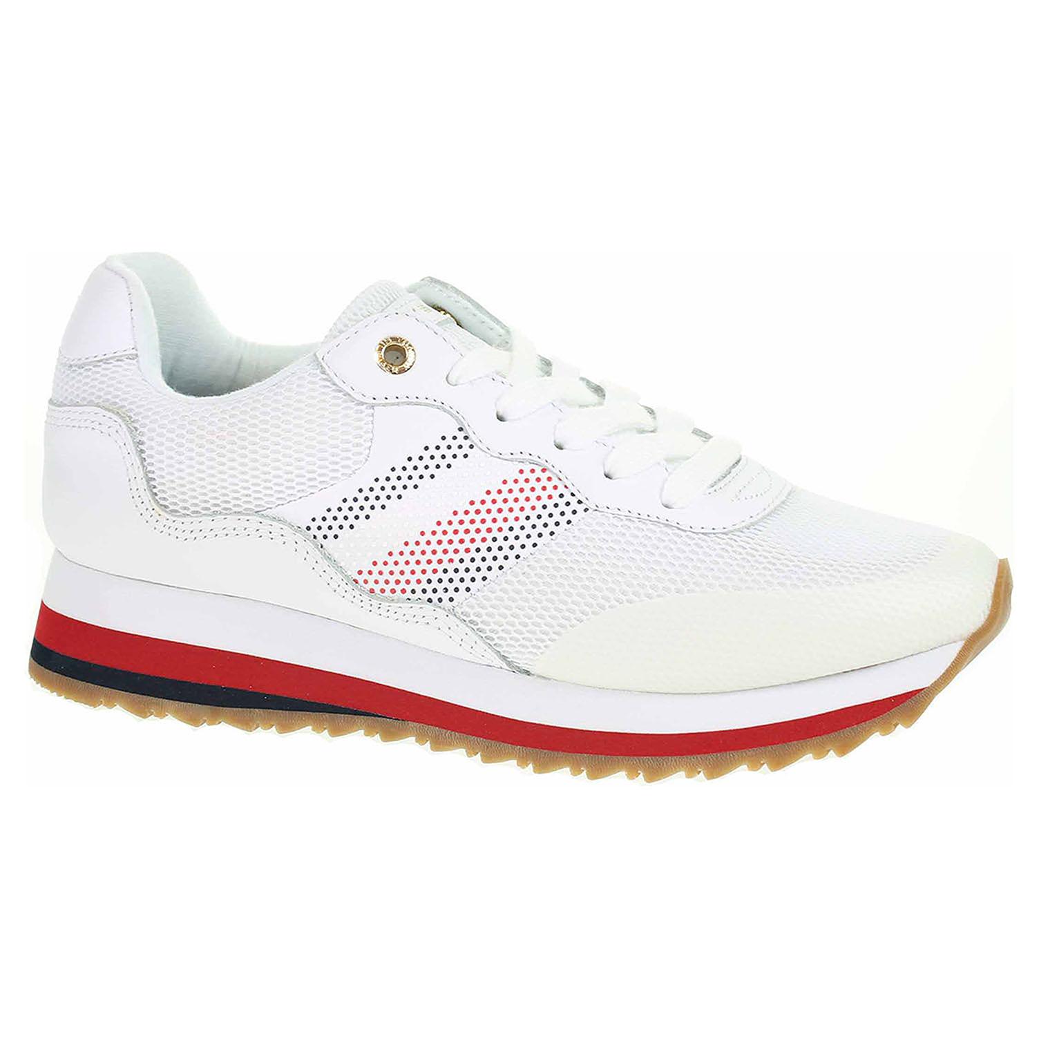 60b60acbbd090 Ecco Dámská obuv Tommy Hilfiger FW0FW04022 white 23200899