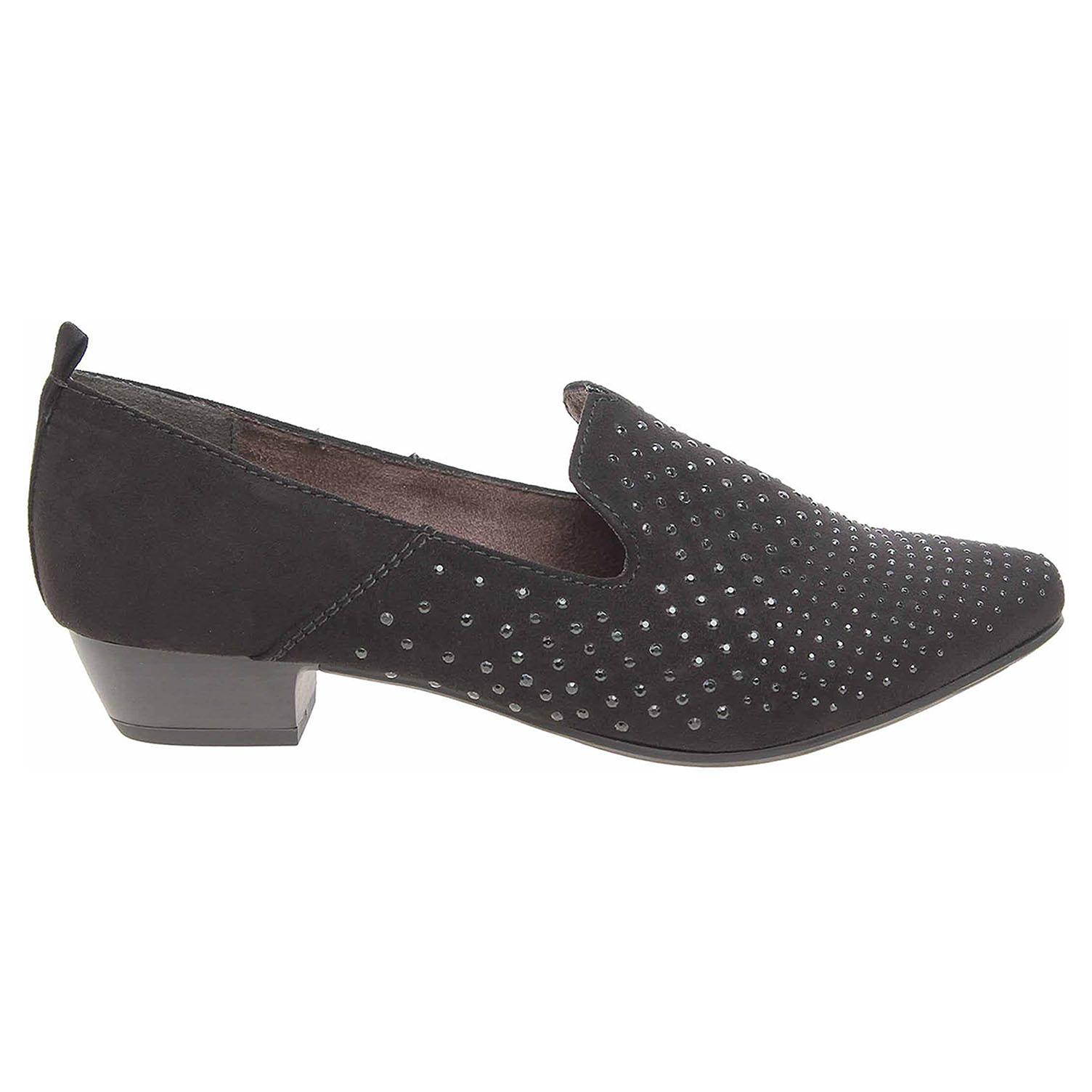 Ecco Jana dámské baleriny 8-24261-21 black 23300916