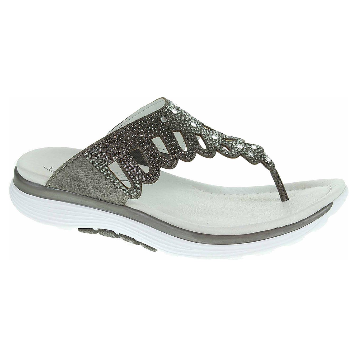 Ecco Dámské pantofle Gabor 86.918.20 marder 23600862