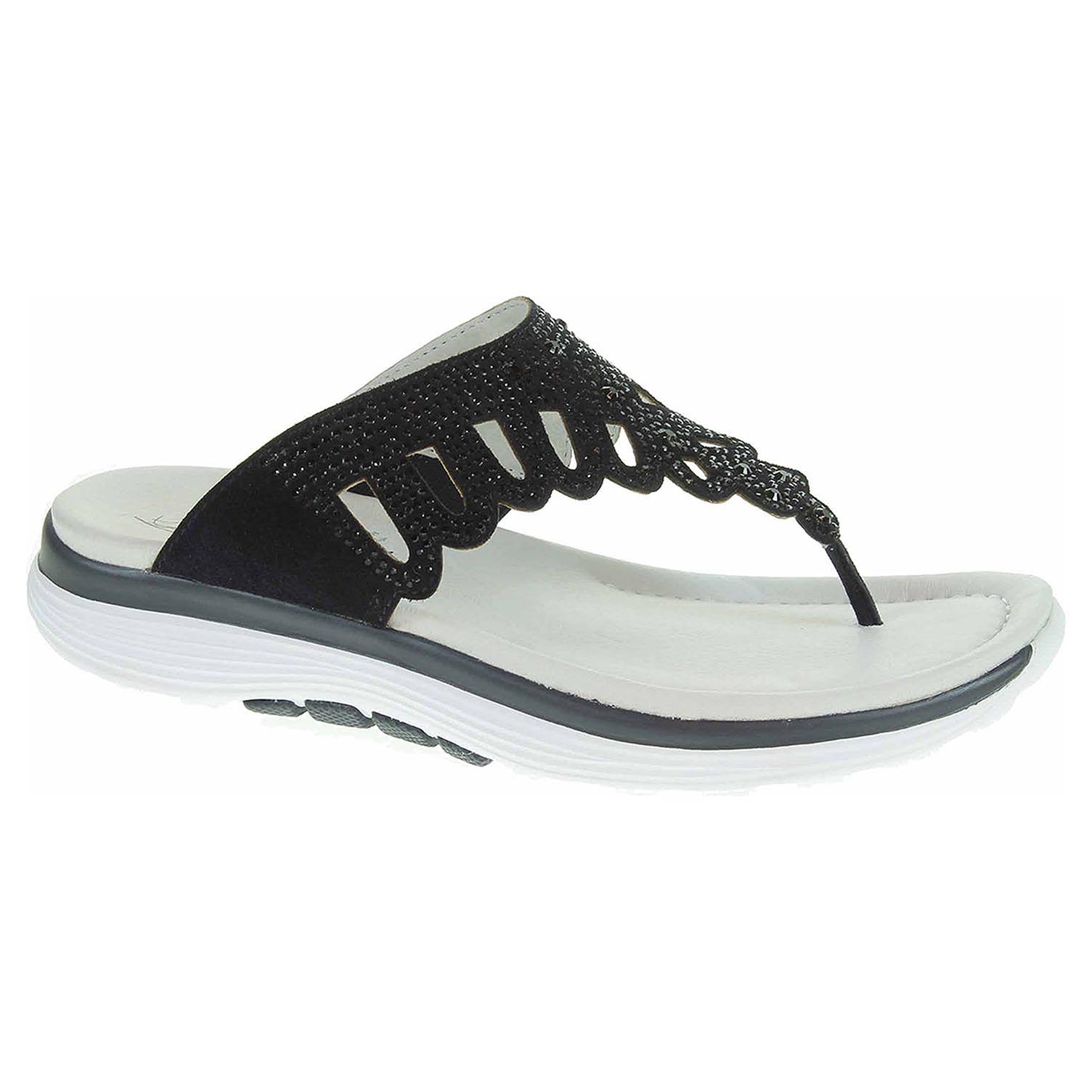 Ecco Dámské pantofle Gabor 86.918.26 pazifik 23600863