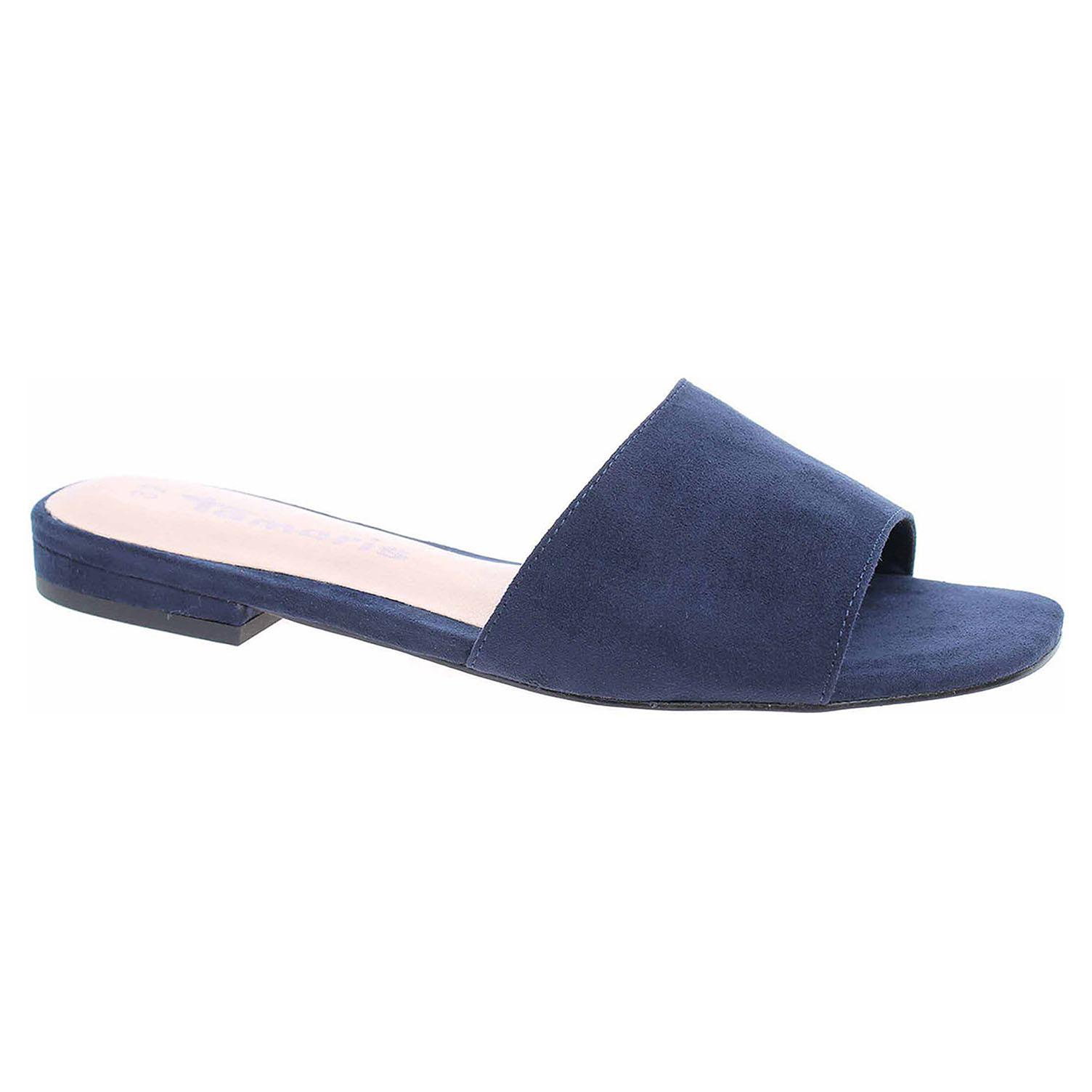 bcfd05c518ac1 Ecco Dámské pantofle Tamaris 1-27104-22 navy 23600910