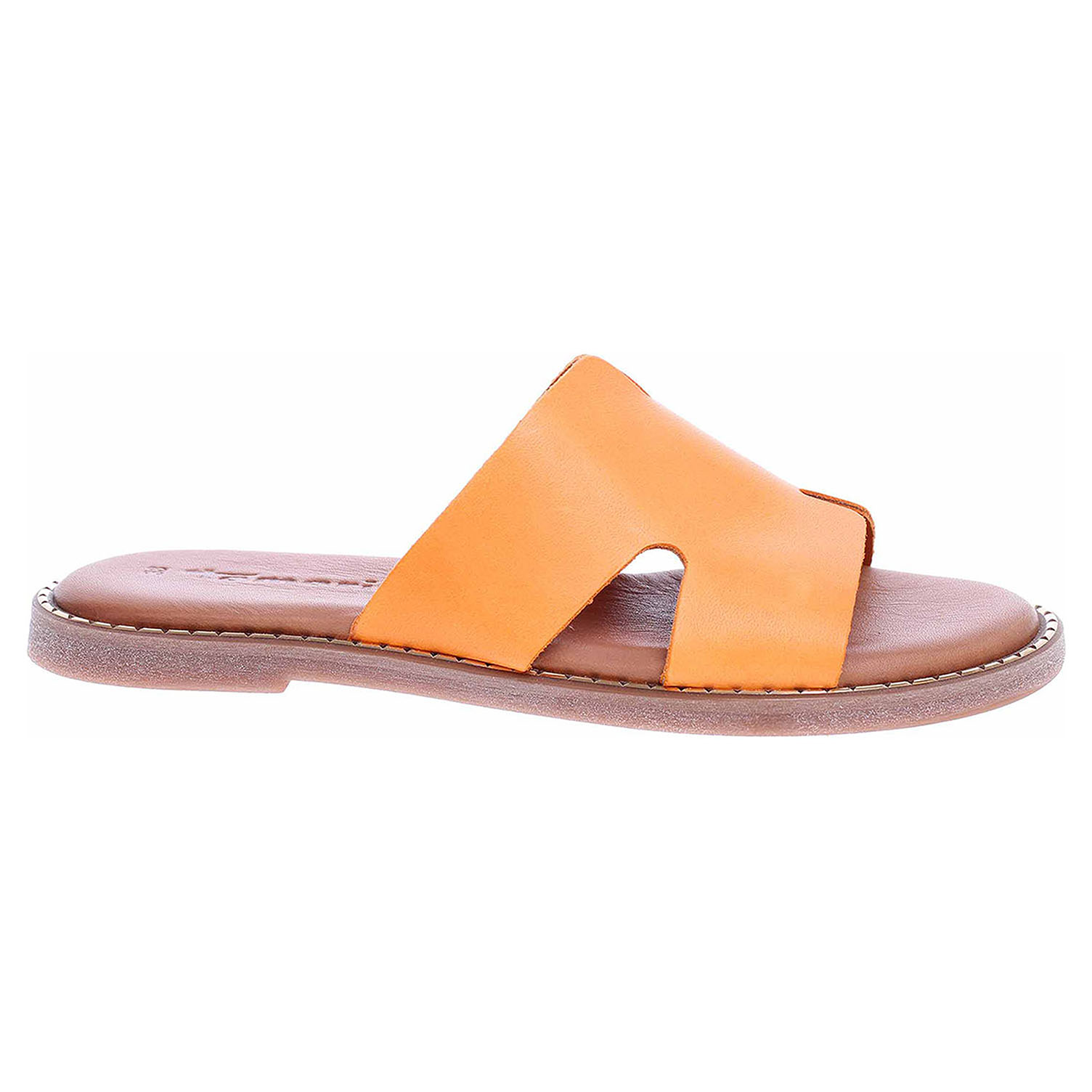Levně Dámské pantofle Tamaris 1-27135-24 orange 40