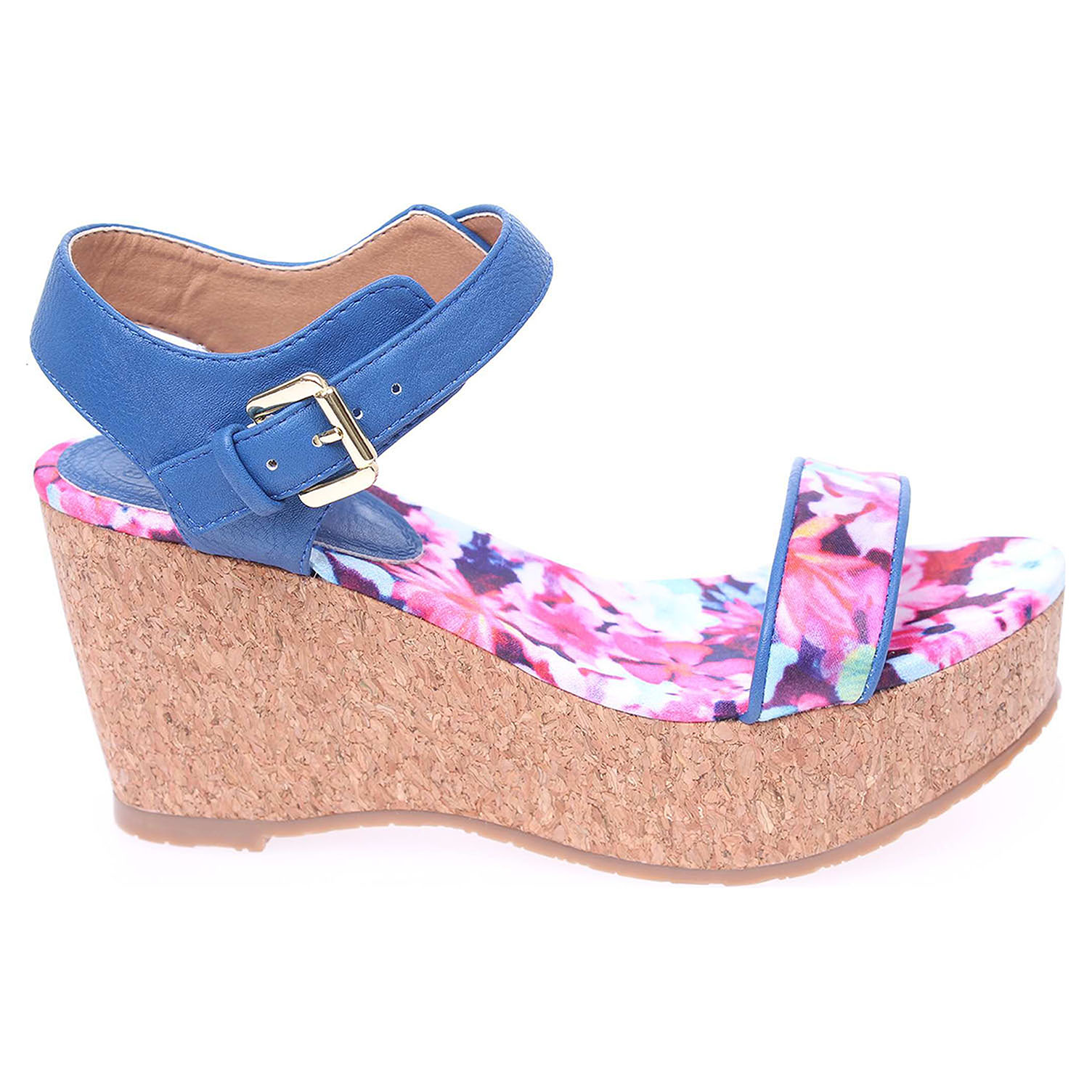 Gioseppo Cinnamon dámské sandály modré 41