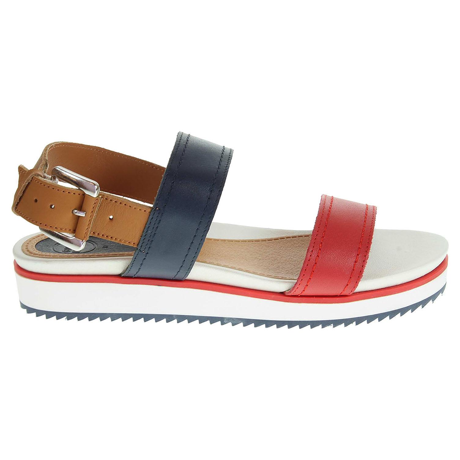Gioseppo Mundaka dámské sandály multicolor 41