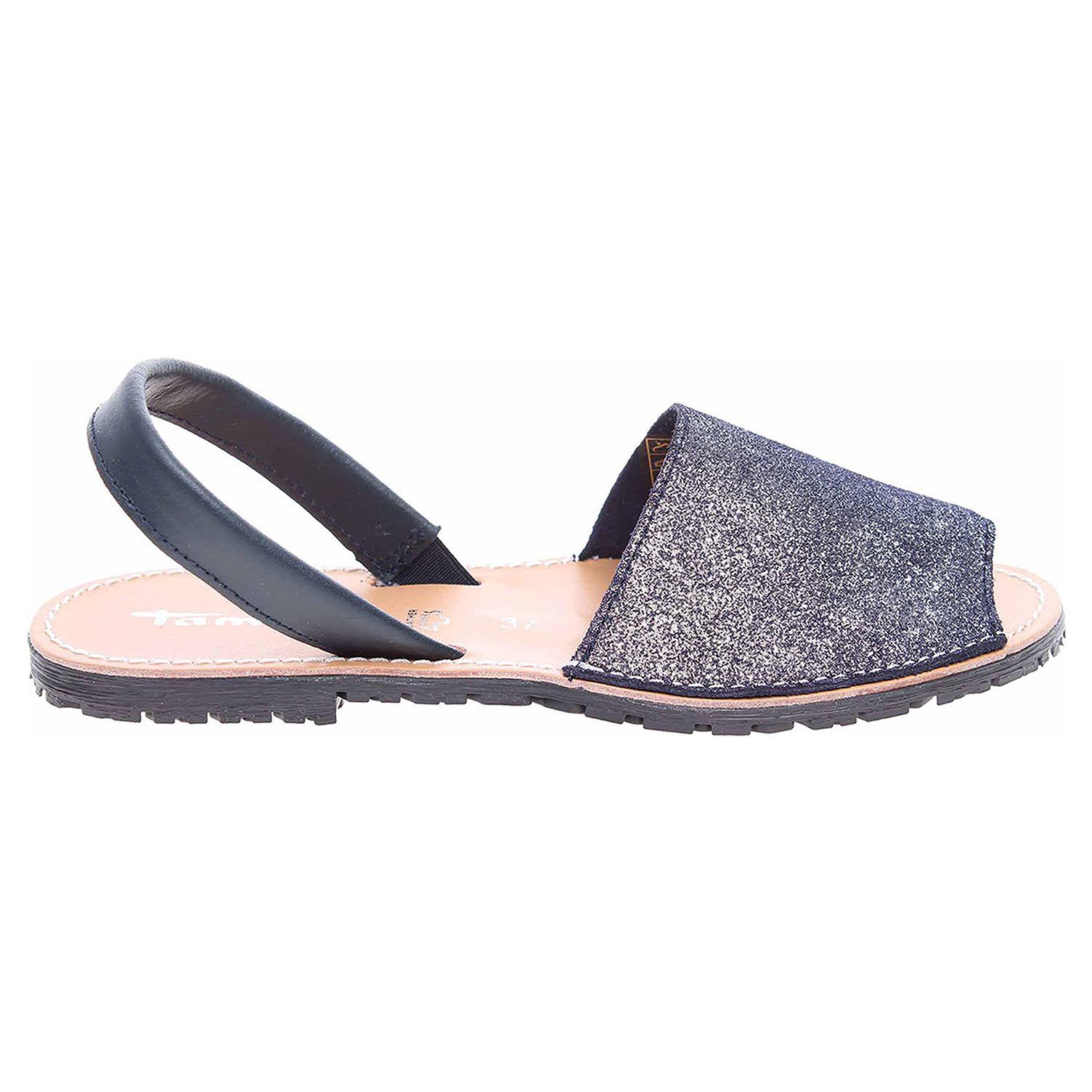 Ecco Tamaris dámské sandály 1-28916-30 navy glam 23801234 ae842b4aff