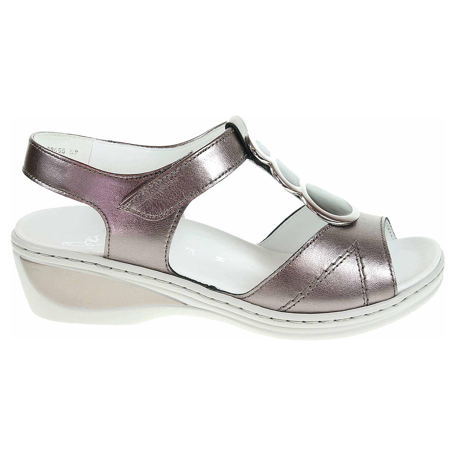 Ecco Ara dámské sandály 12-39055-07 street 23801277