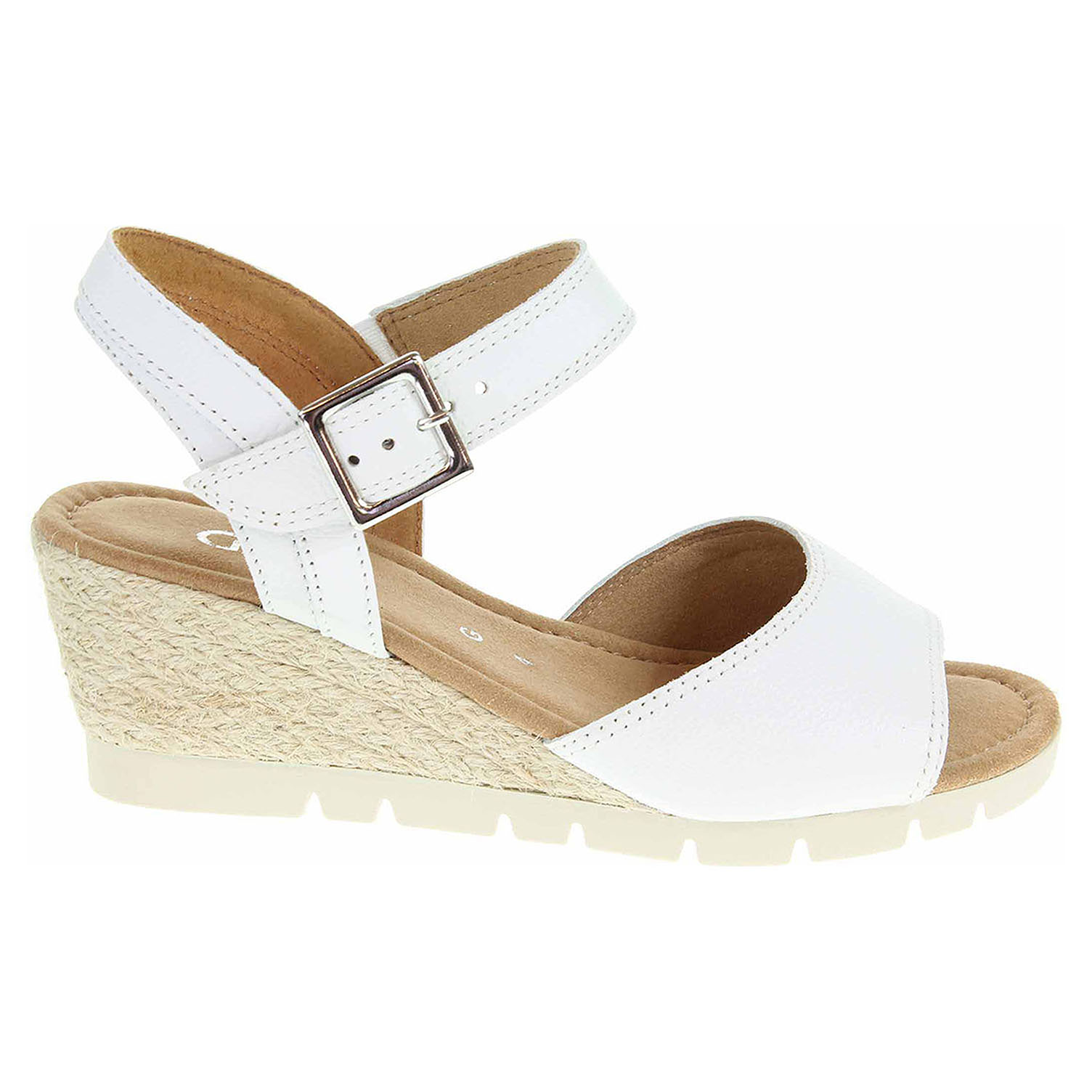 Ecco Gabor dámské sandály 82.842.50 weiss 23801317