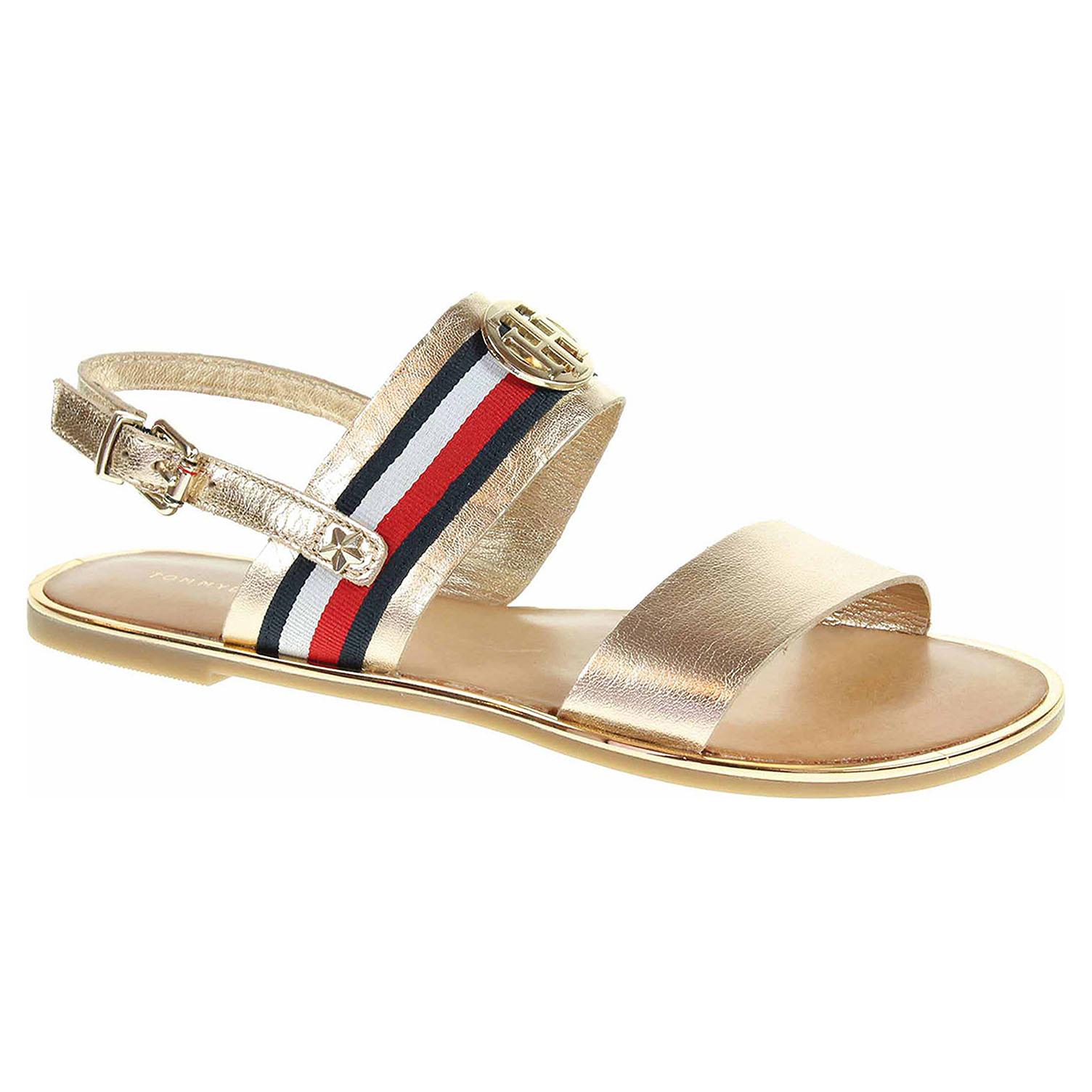 98f87459d85b8 Ecco Dámské sandály Tommy Hilfiger FW0FW02837 mekong 23801333