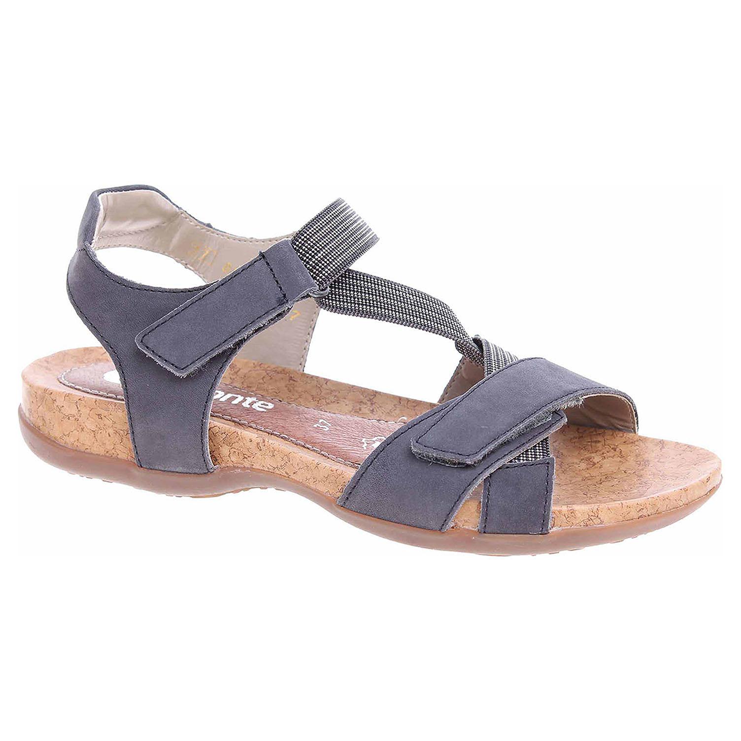 14c2b8a27248 Ecco Dámské sandály Remonte R3257-14 blau kombi 23801336