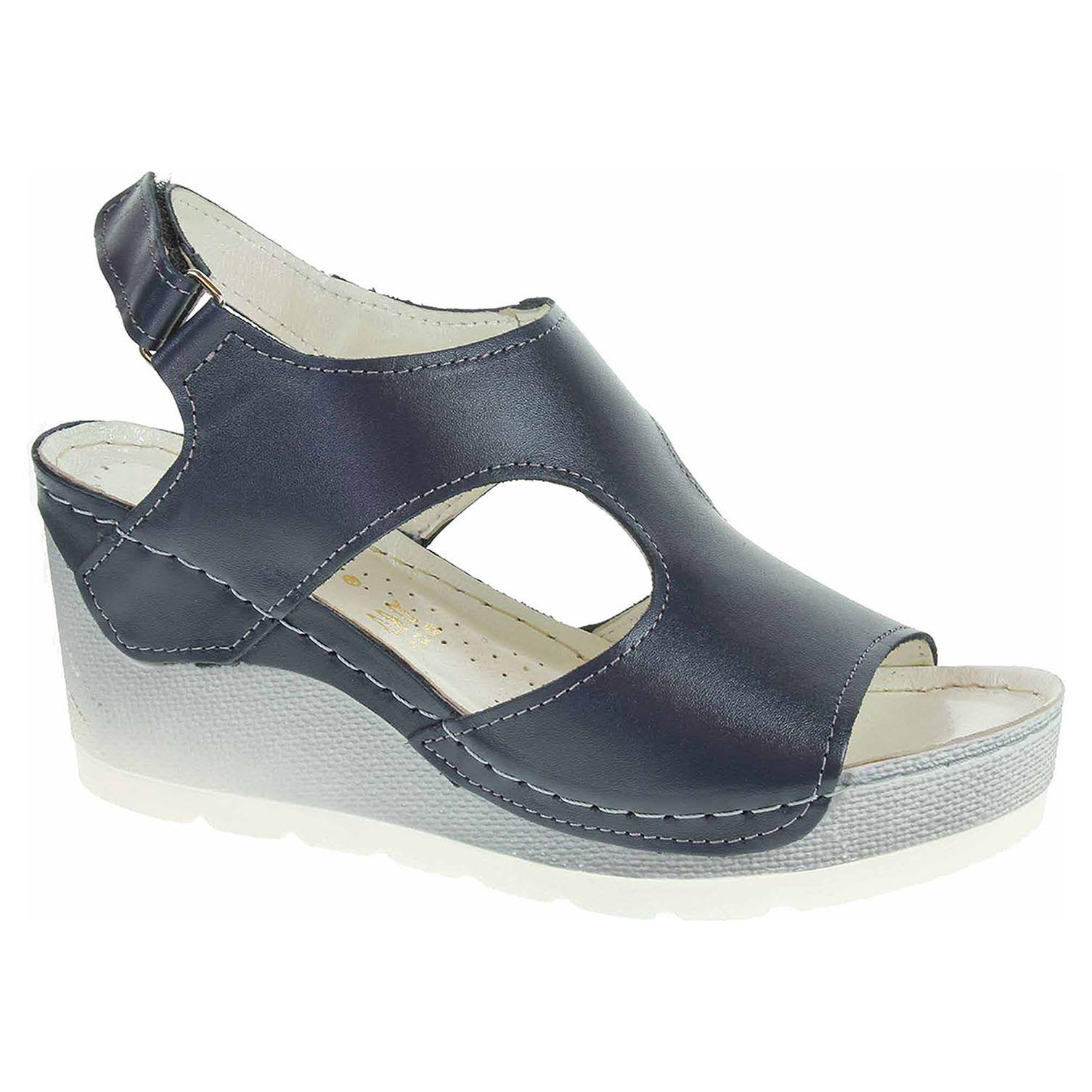 Ecco Dámské sandály D 177 granat 23801338