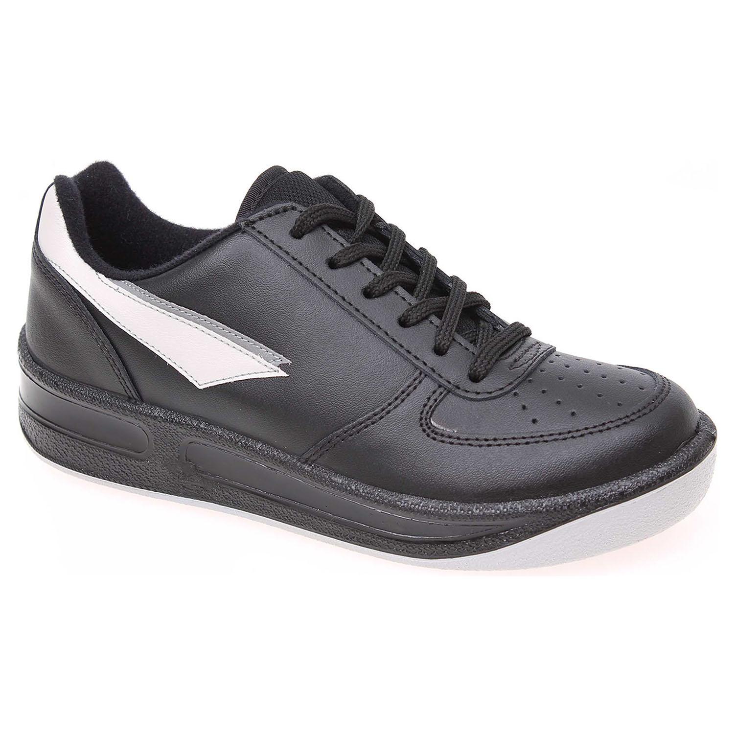 Ecco Dámská sportovní obuv Prestige M86808 černé 23900123