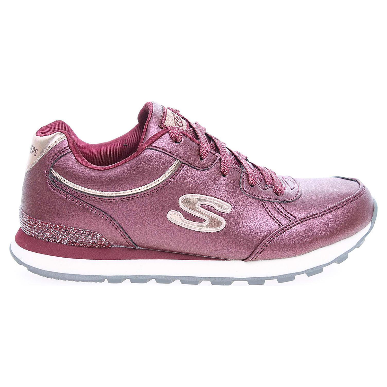 Skechers Shimmers burgundy 37