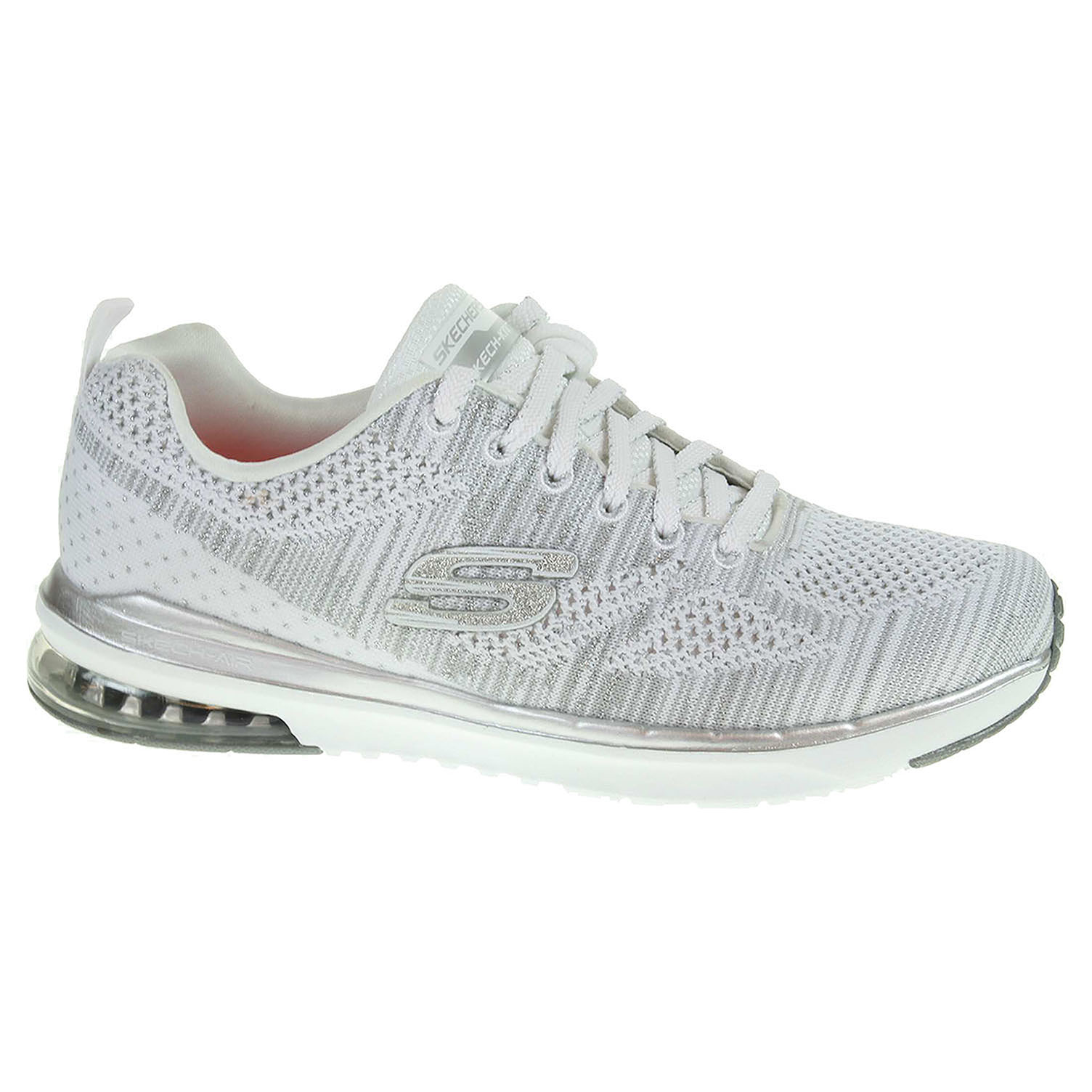 Ecco Skechers Skech-Air Infinity Stand Out white-silver 23900174