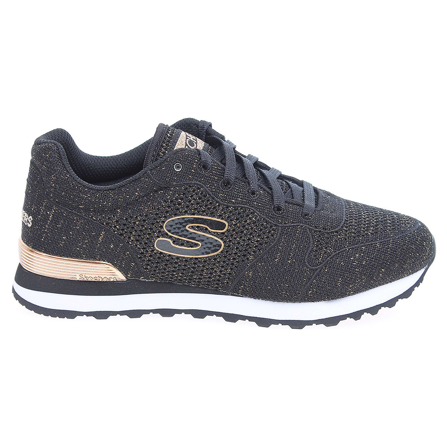 Ecco Skechers OG 85 - Low Flyers black-gold 23900192