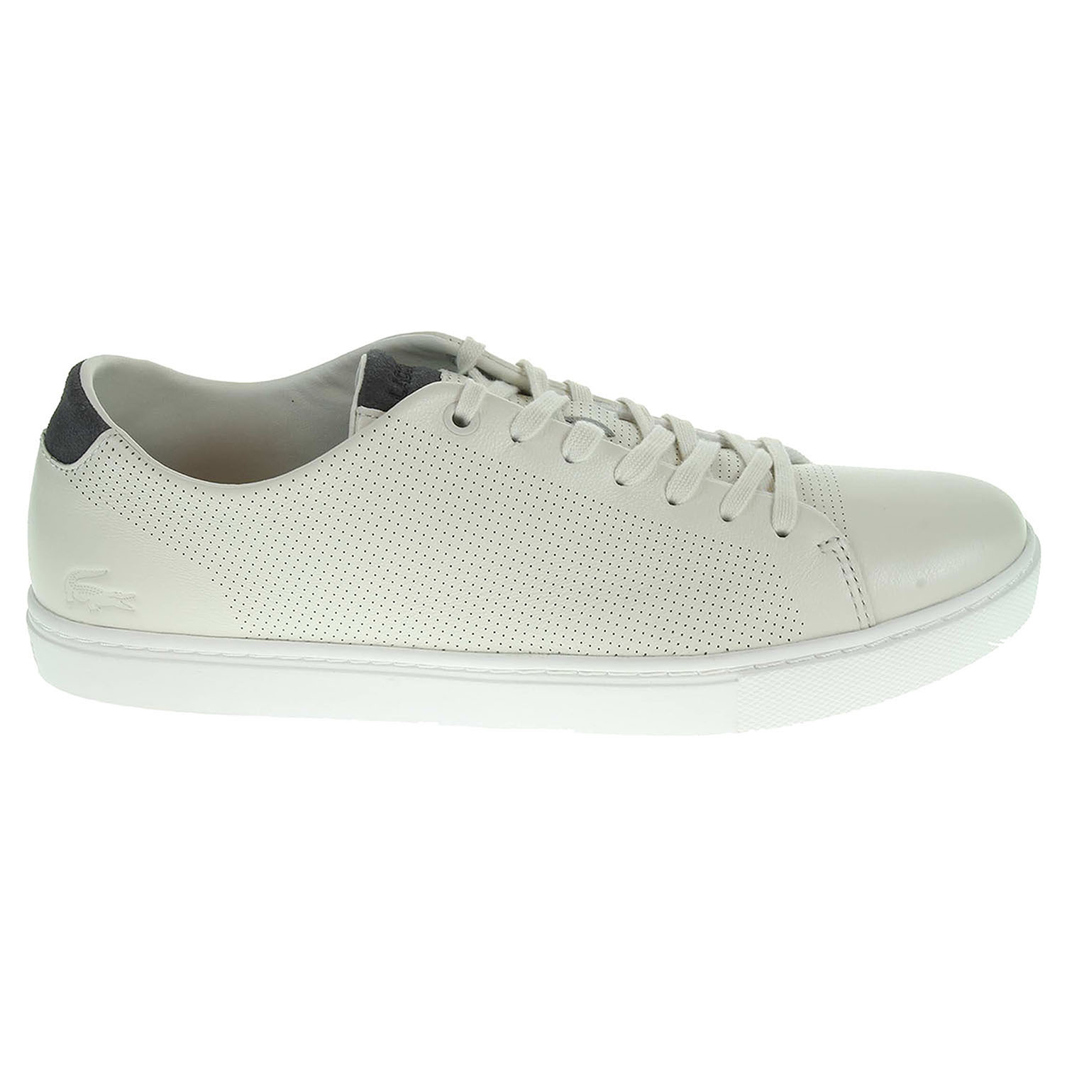 Lacoste Showcourt pánská obuv béžová 43