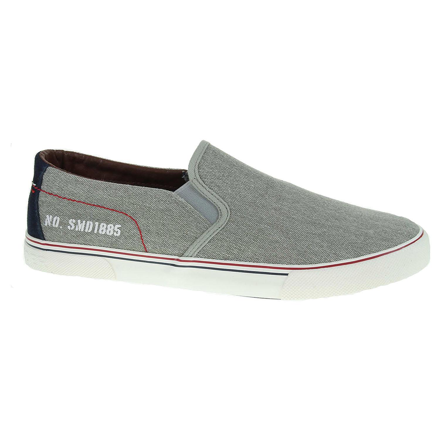 38d4165c5aa5 Ecco Pánská obuv Salamander 60303-35 šedá 24000418