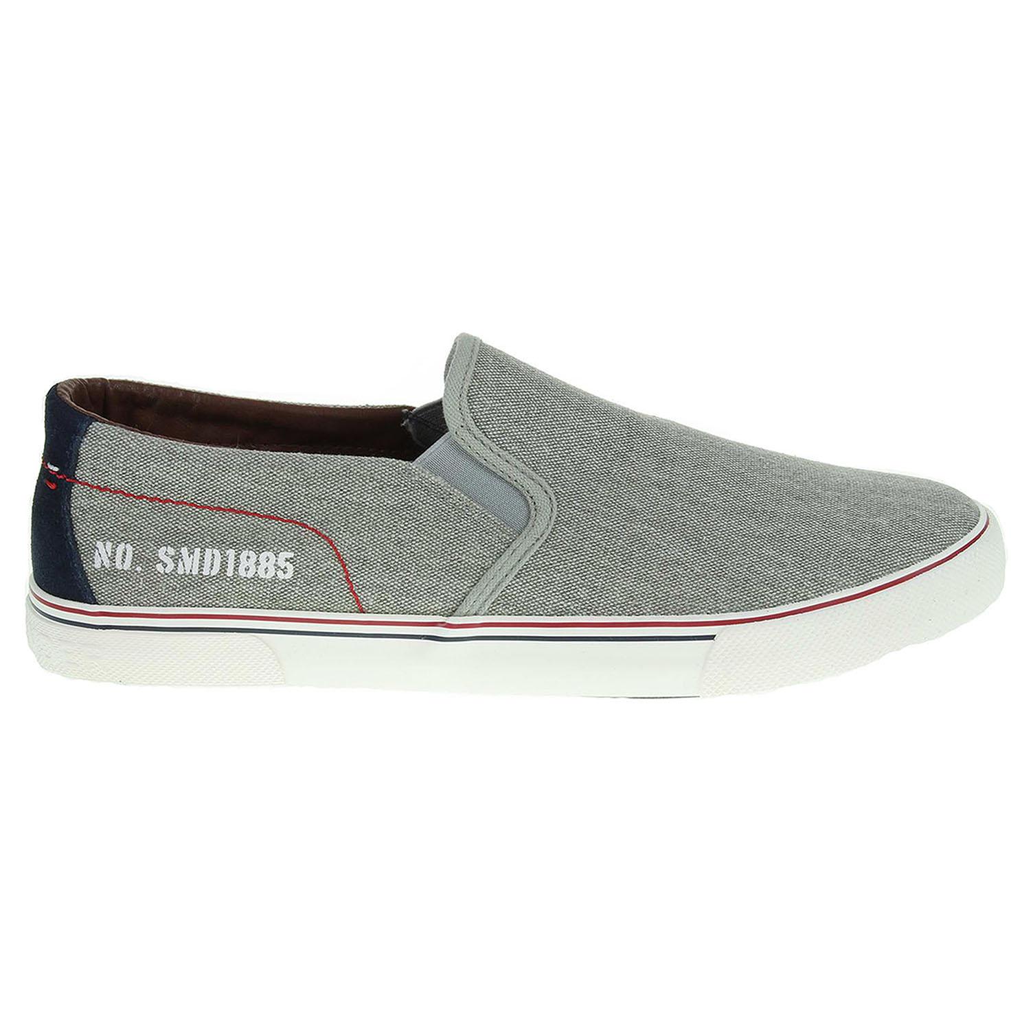 b192a331d73 Ecco Salamander pánská obuv 60303-35 šedá 24000418