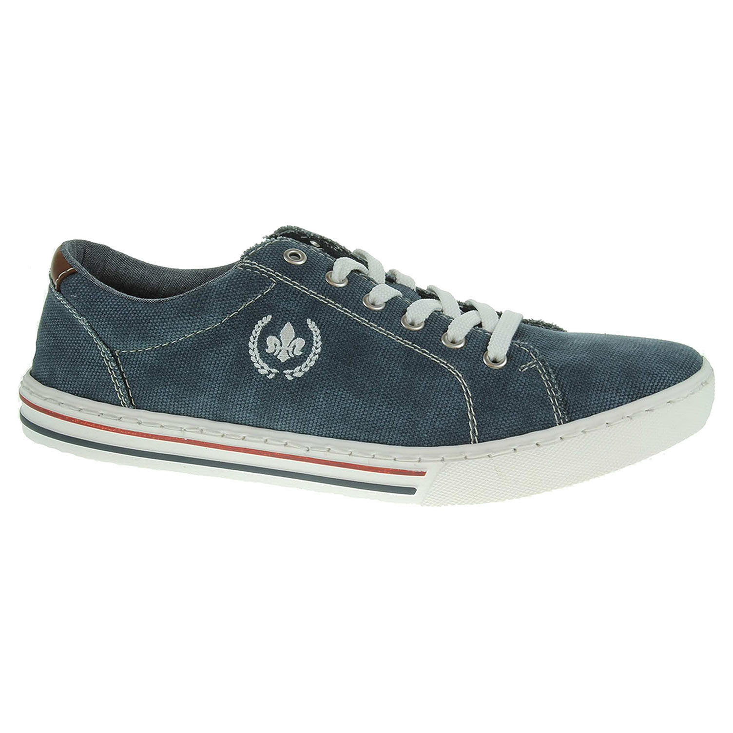8fc4a738ac8d Ecco Pánská obuv Rieker 19501-14 modrá 24000454