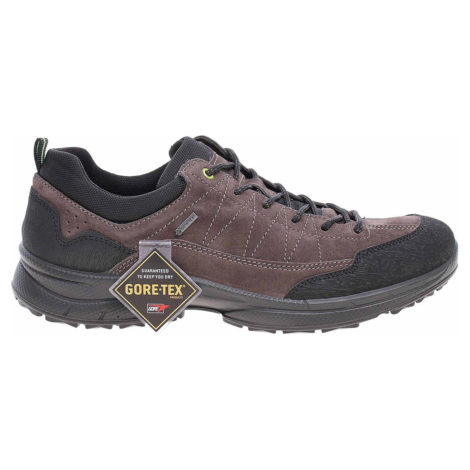 Ecco Ara pánská obuv 24206-05 šedá 24000460 a305415112