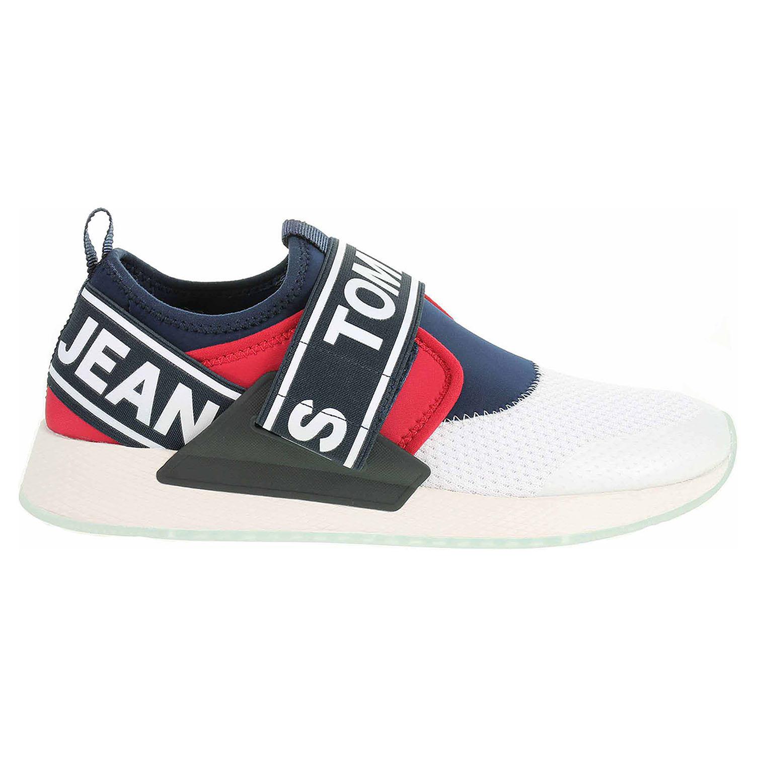 Ecco Tommy Hilfiger pánská obuv EM0EM00220 020 rwb 24000518 f93daefe472