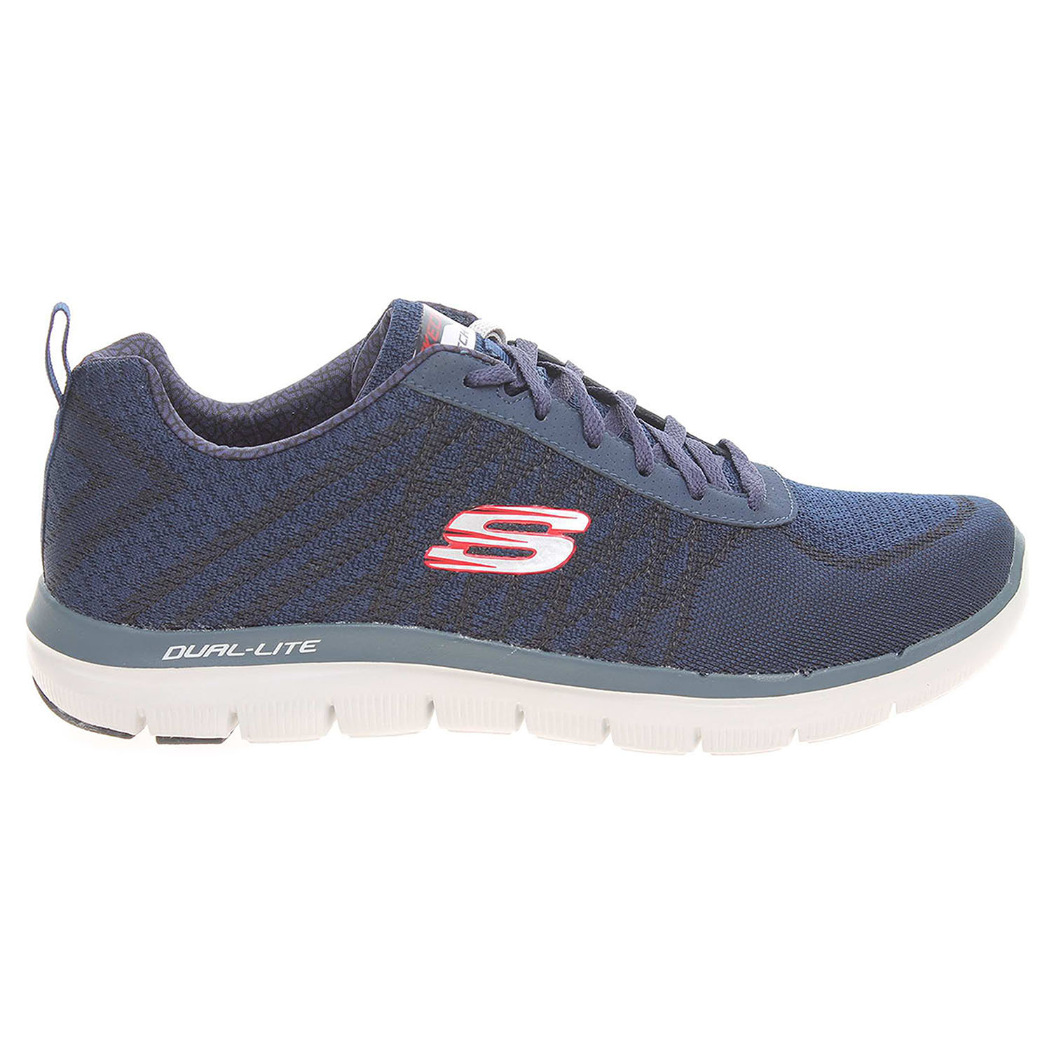 Ecco Skechers Flex Advantage 2.0 Golden Point navy-red 24200200