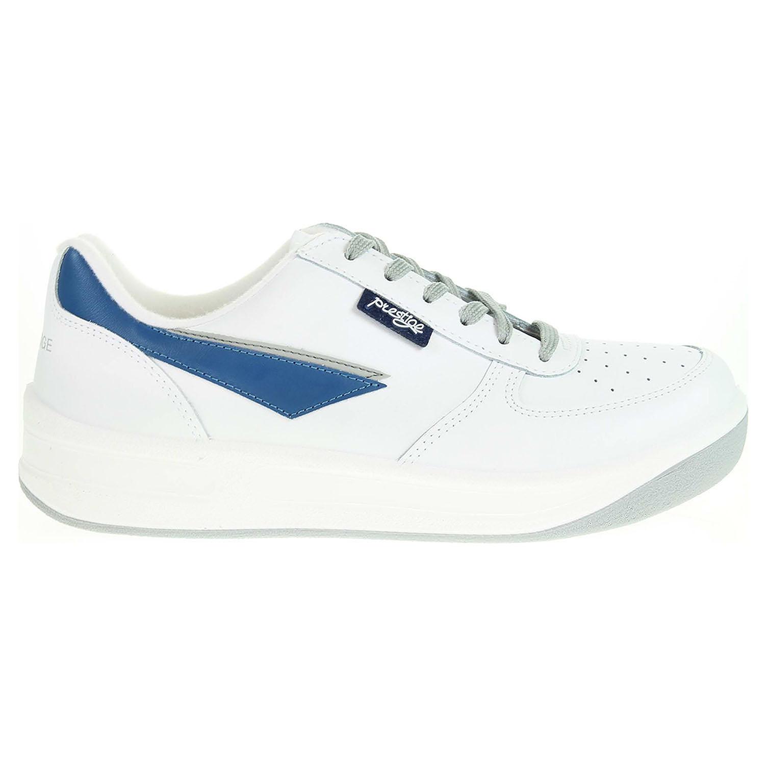 1857ee3ddcd Ecco Prestige pánská obuv 86808-10 bílá 24200212