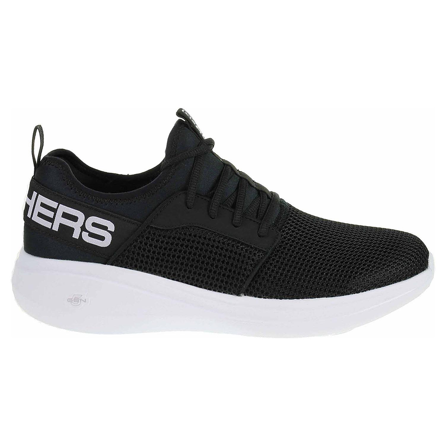 Ecco Skechers Go Run Fast - Valor black-white 24200224 997f2cf3ec